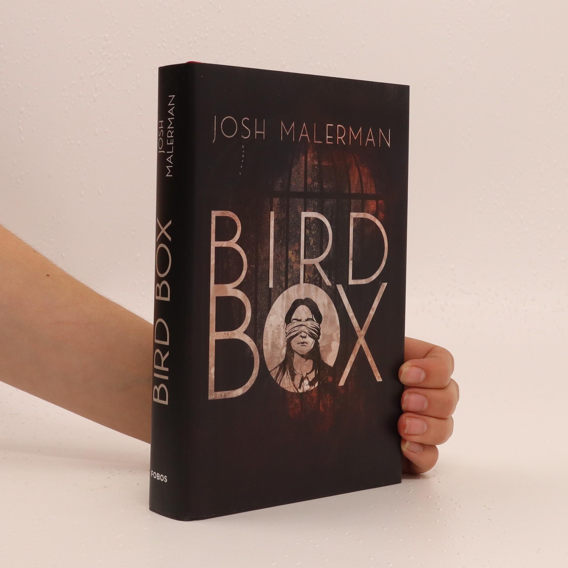 antikvární kniha Bird box, 2019