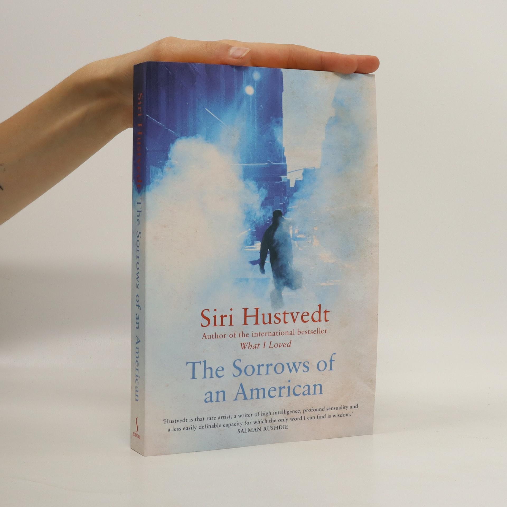 antikvární kniha The Sorrows of an American, 2008