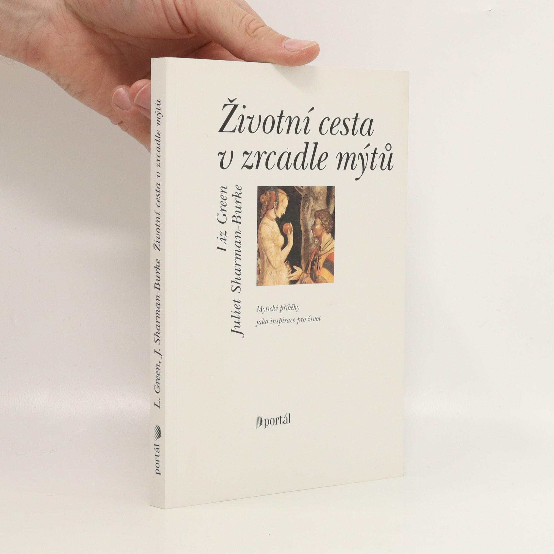 antikvární kniha Životní cesta v zrcadle mýtů : mýtické příběhy jako inspirace pro život, 2001