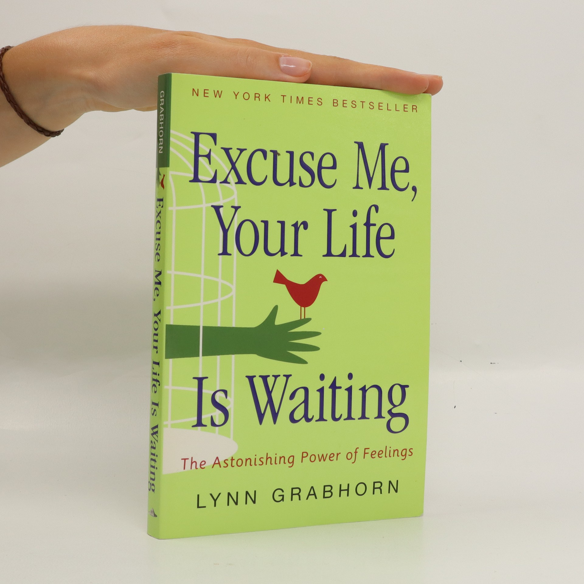 antikvární kniha Excuse me, your life is waiting : the astonishing power of feelings, neuveden