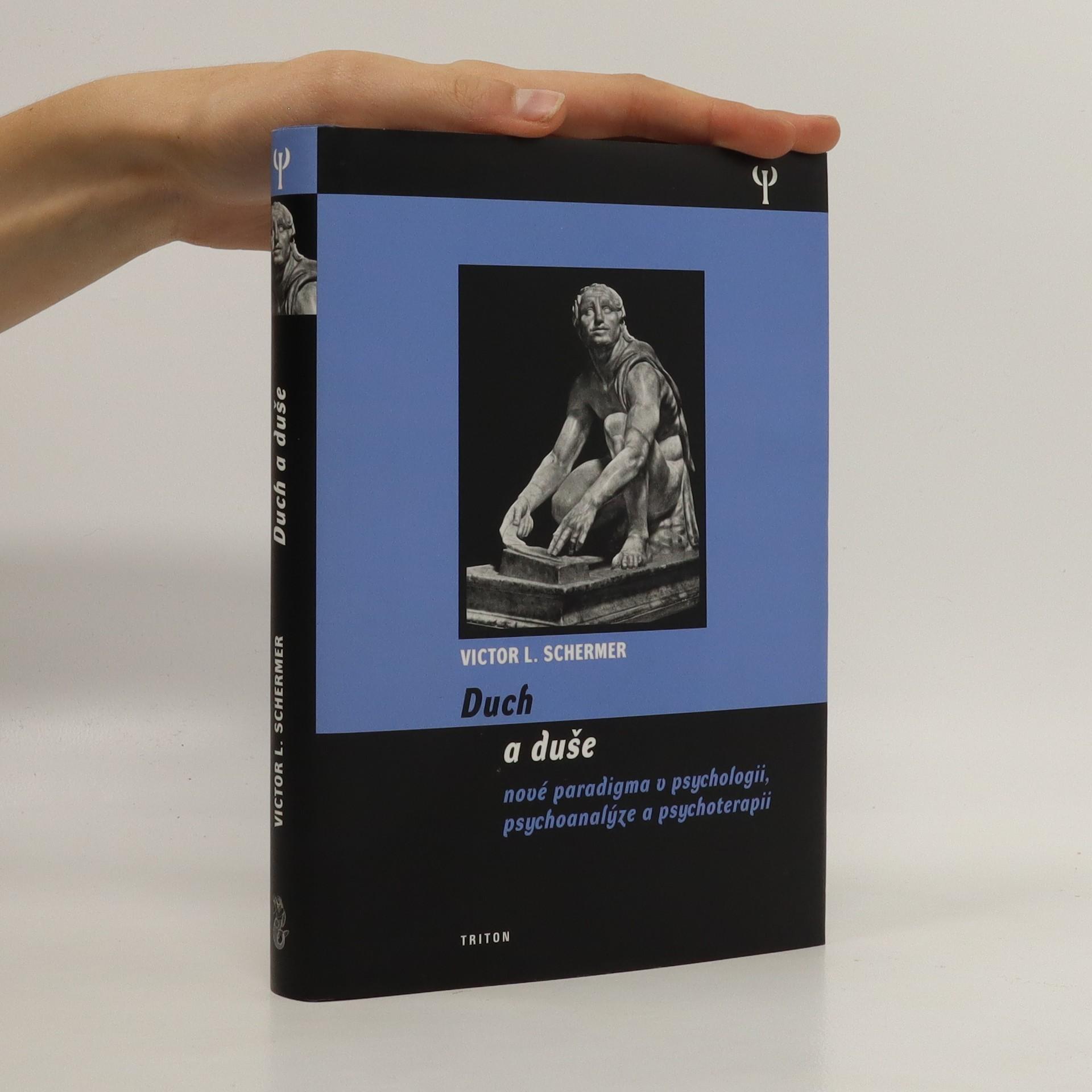 antikvární kniha Duch a duše, 2007