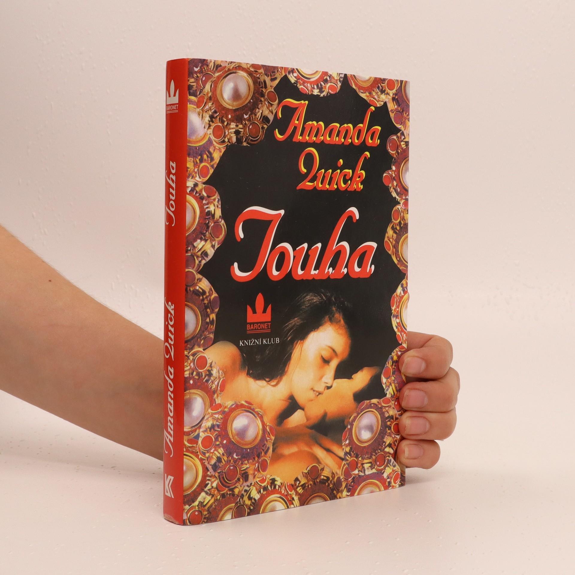 antikvární kniha Touha, 1999
