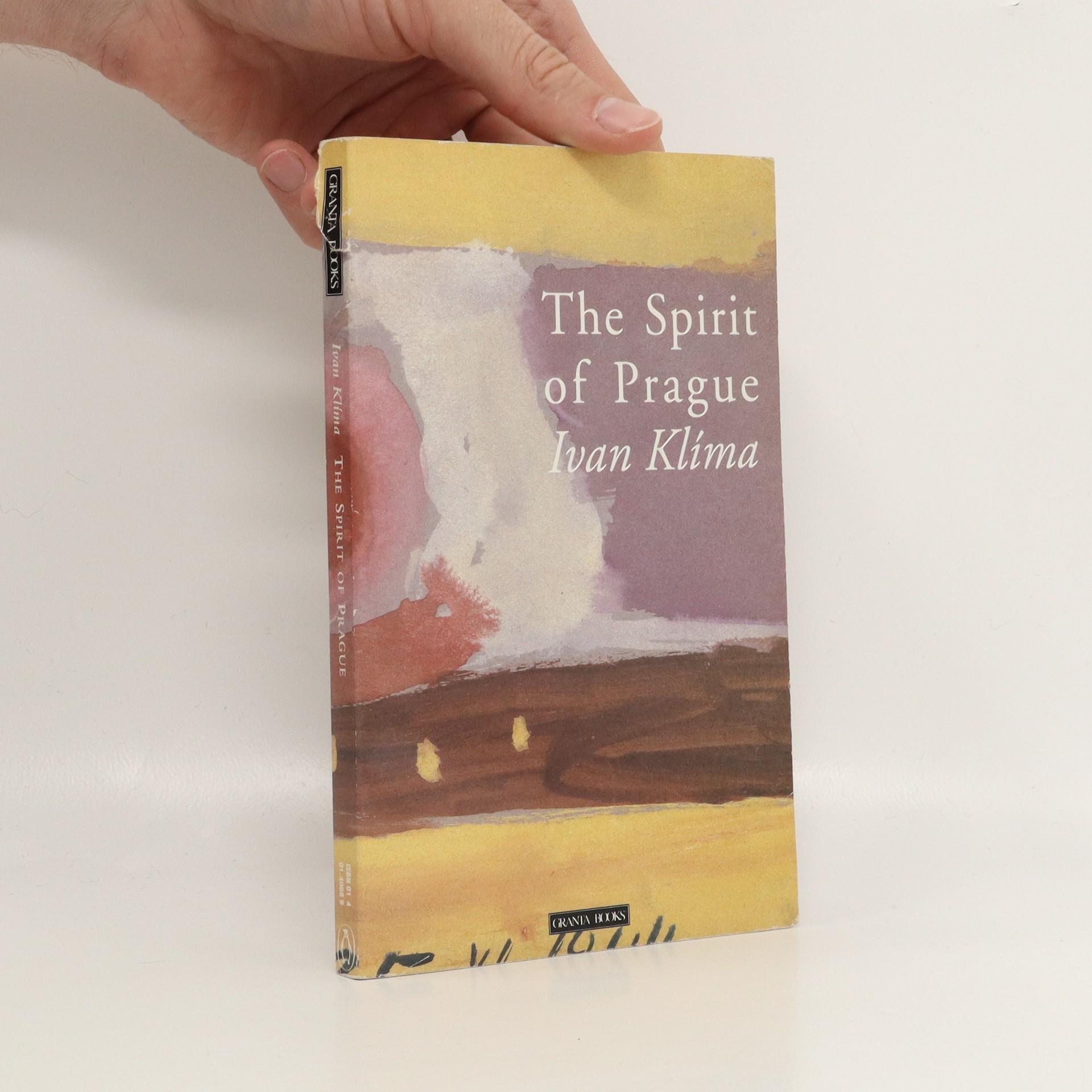 antikvární kniha The Spirit of Prague, 1994