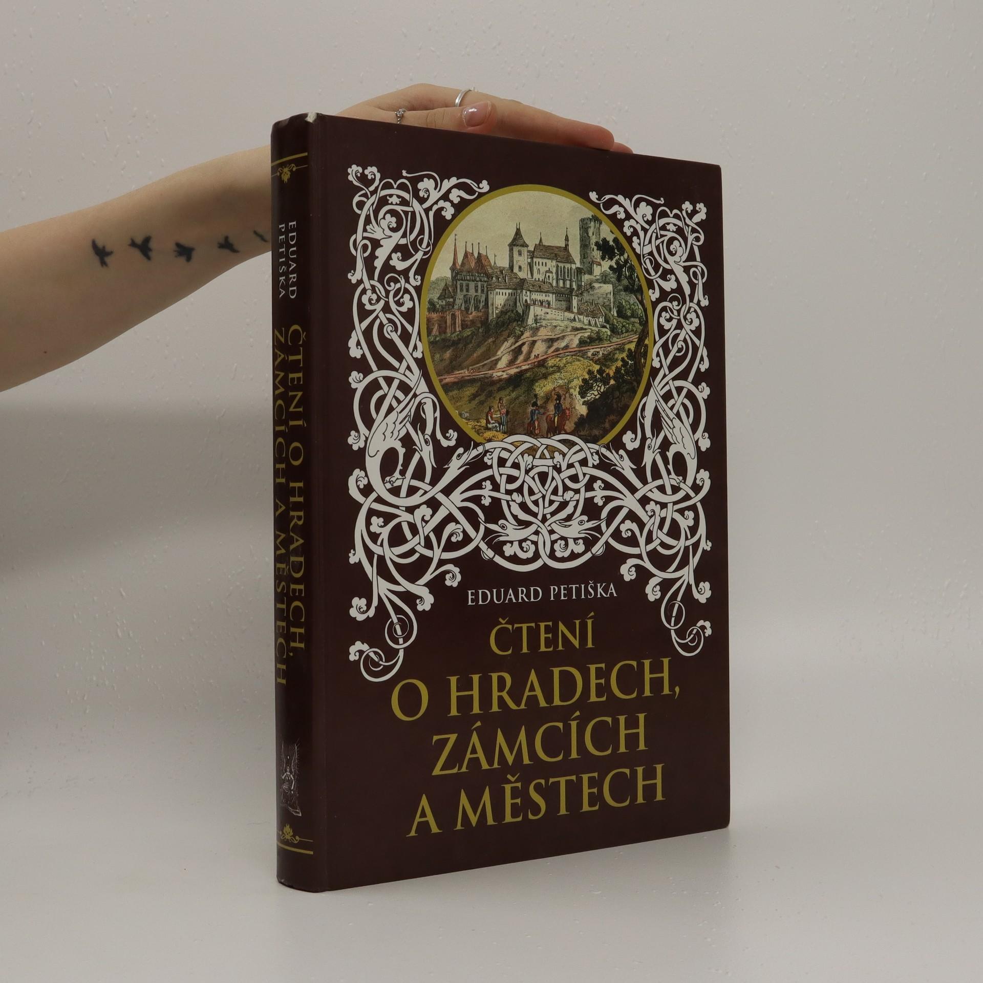 antikvární kniha Čtení o hradech, zámcích a městech, 2007