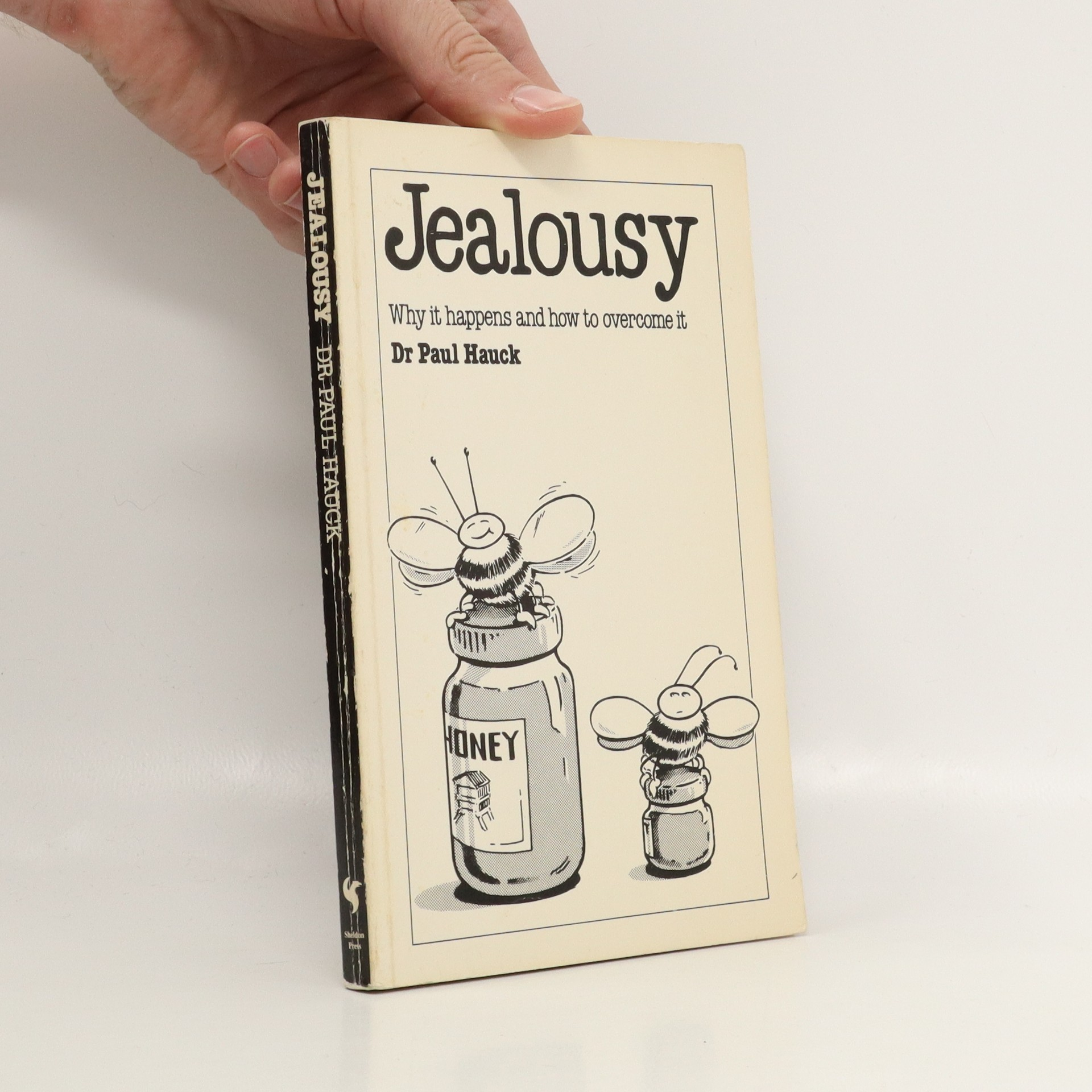antikvární kniha Jealousy: Why it Happens and How to Overcome It , 1982