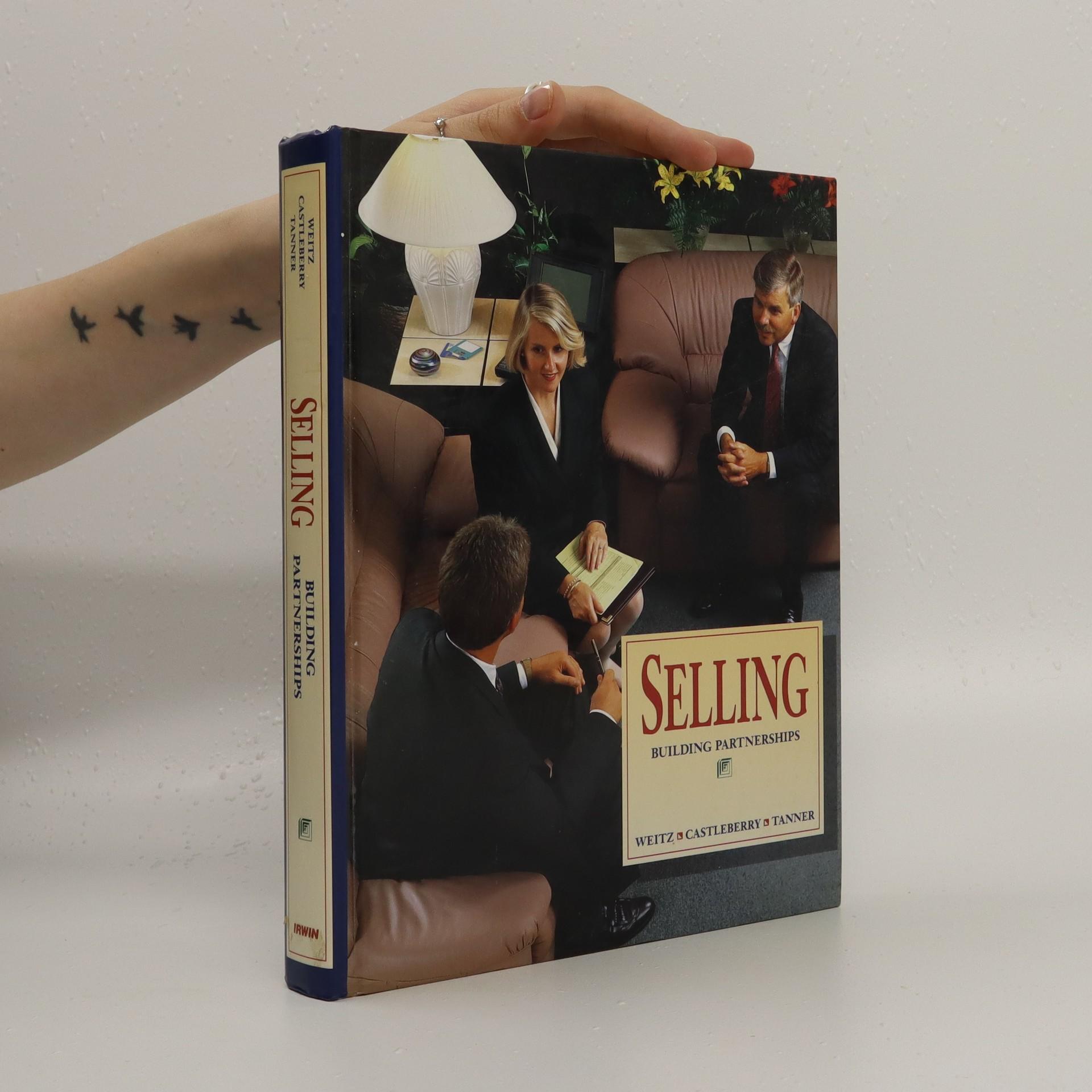 antikvární kniha Selling: Building Partnerships, 1992