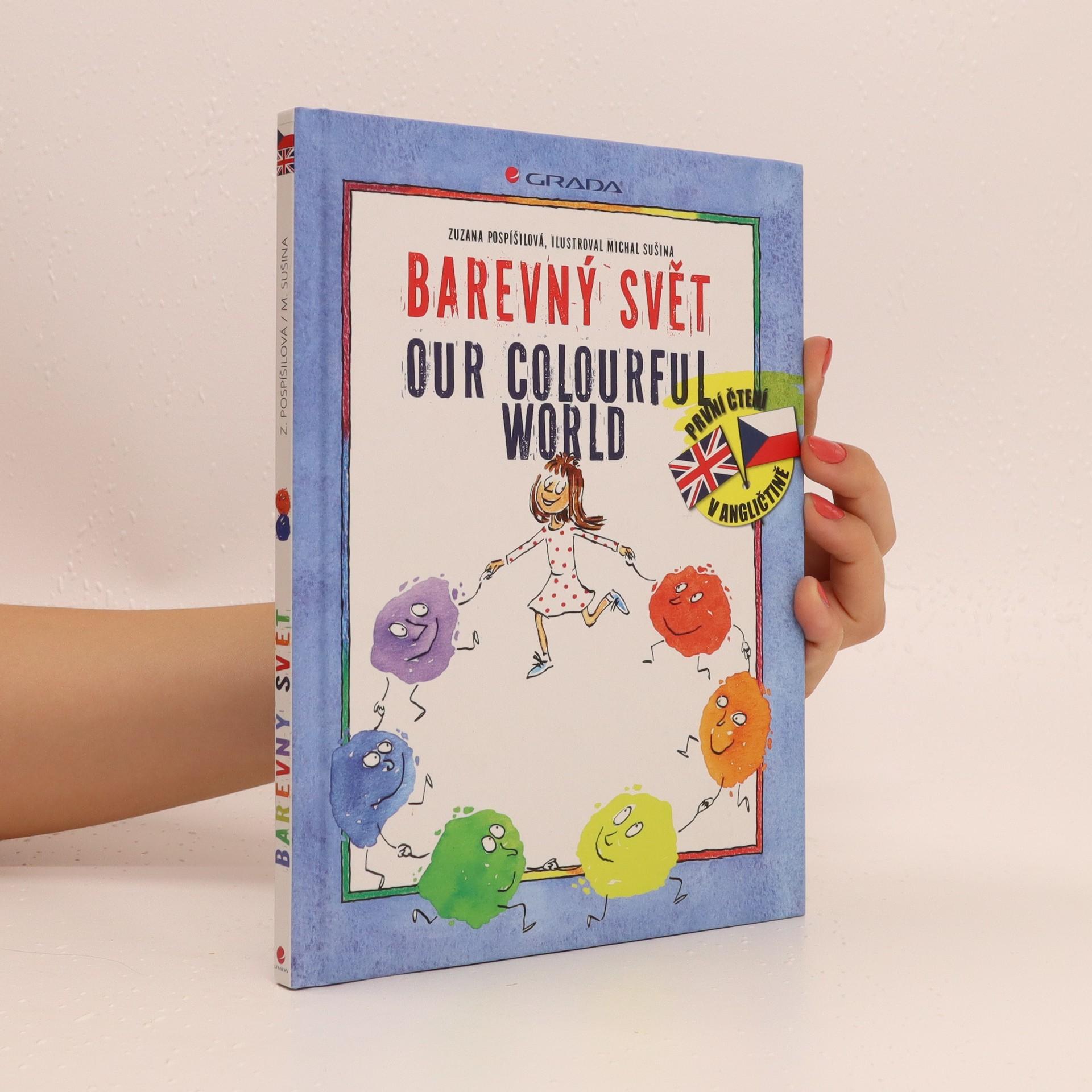 antikvární kniha Barevný svět. Our colourful world, 2014