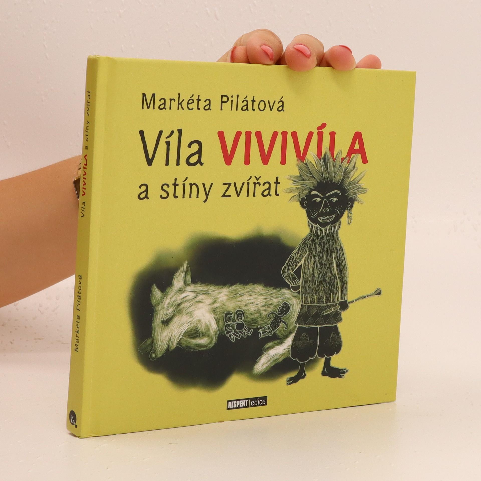 antikvární kniha Víla Vivivíla a stíny zvířat, 2009