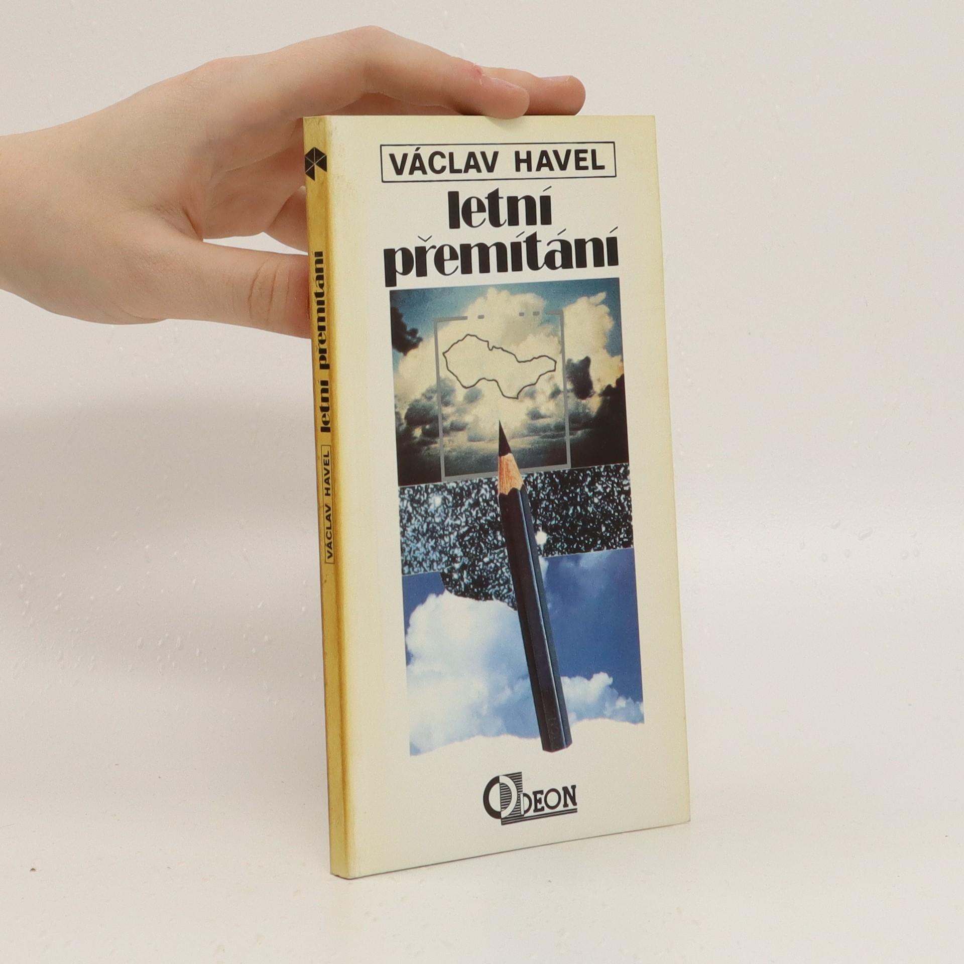 antikvární kniha Letní přemítání, 1991