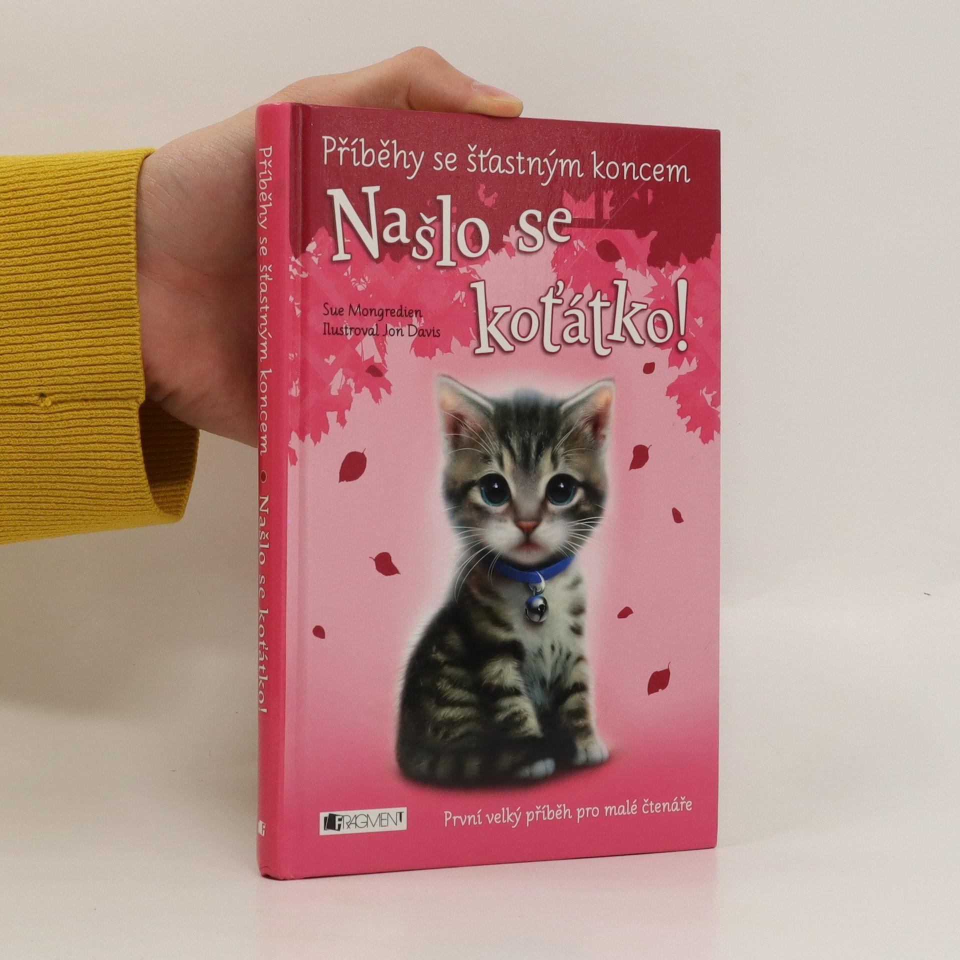 antikvární kniha Našlo se koťátko!, 2019