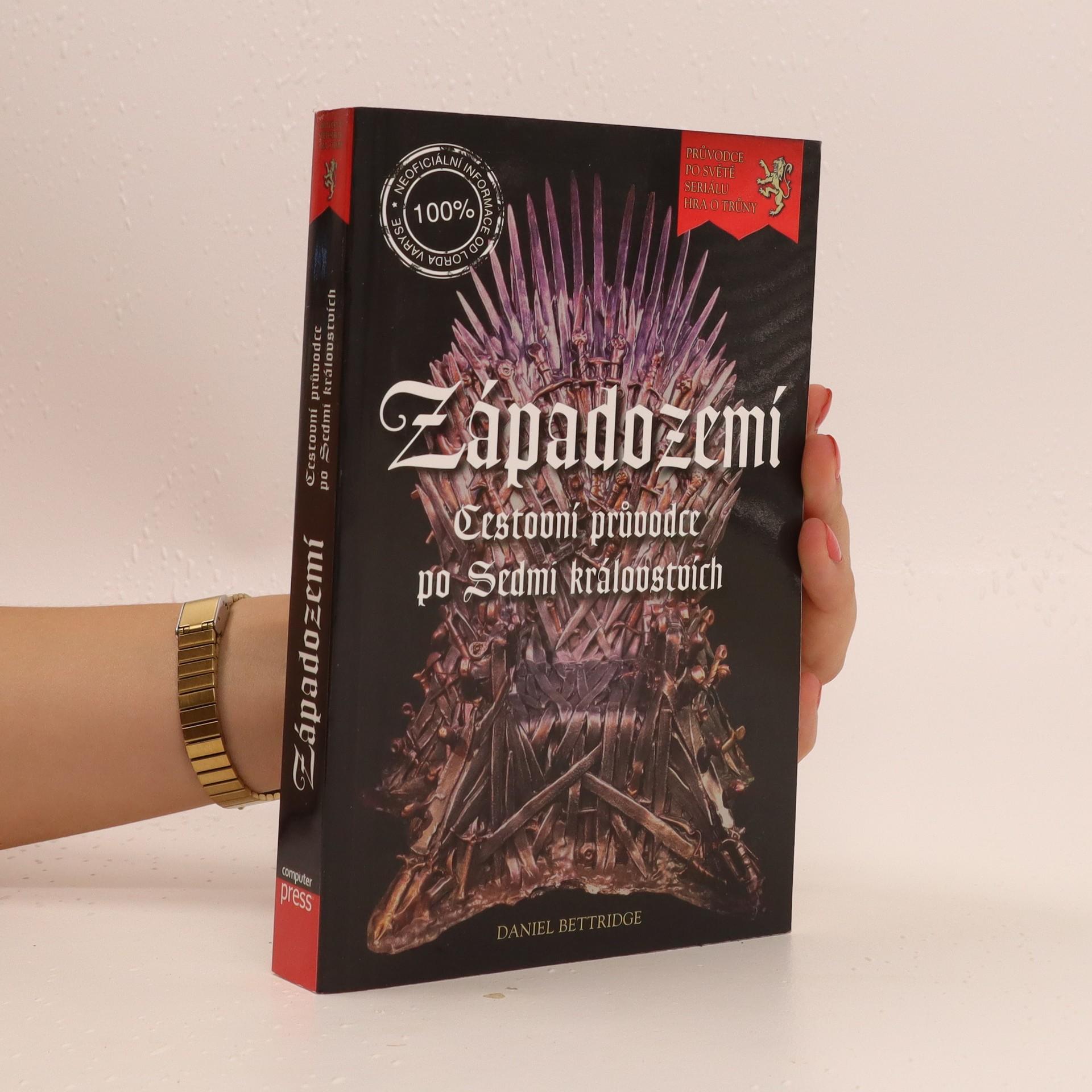 antikvární kniha Západozemí : cestovní průvodce po Sedmi královstvích, 2016