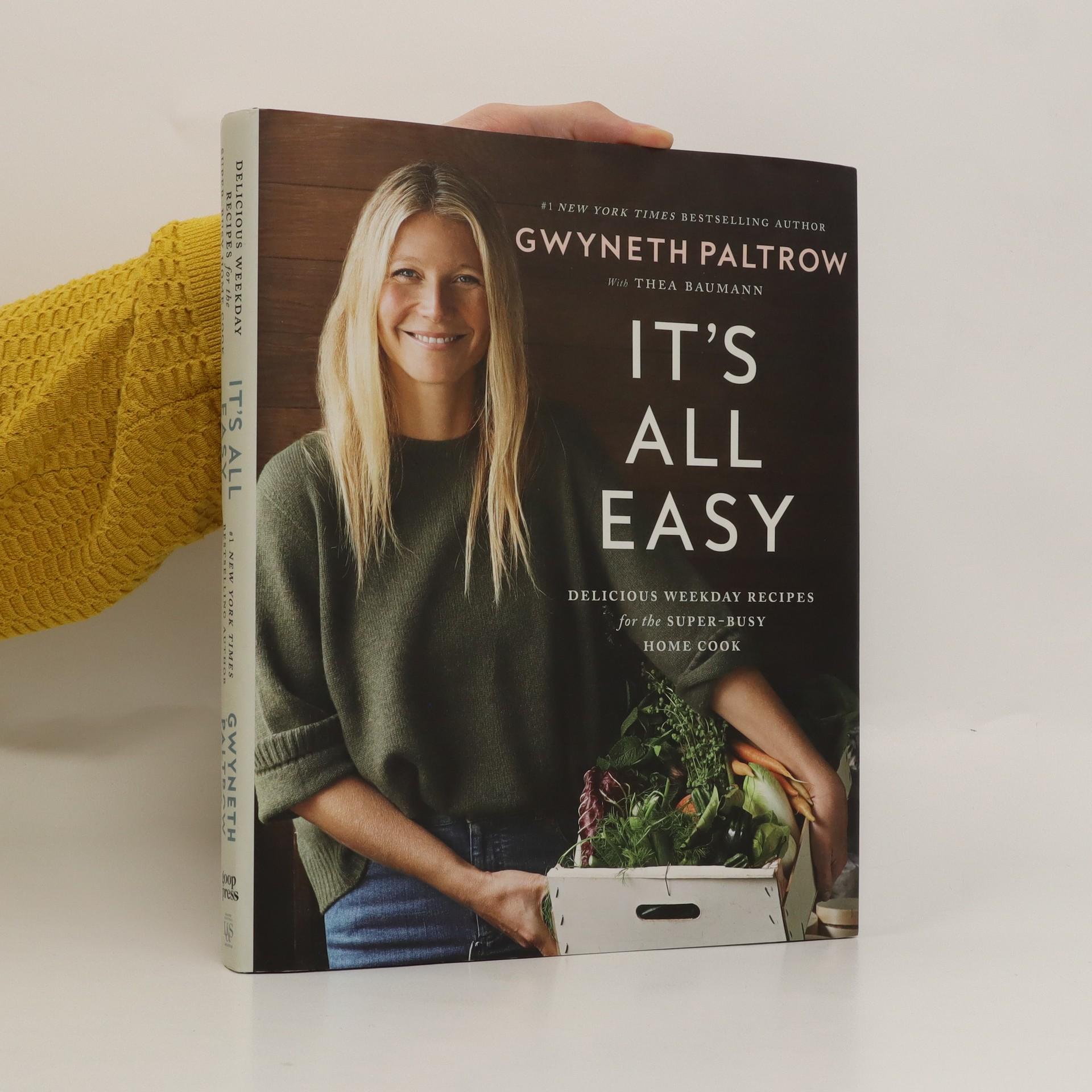 antikvární kniha It's All Easy, 2016