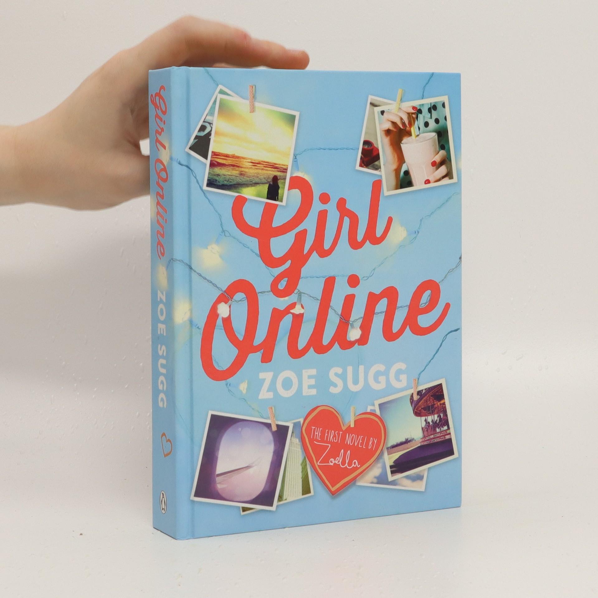 antikvární kniha Girl Online, neuveden