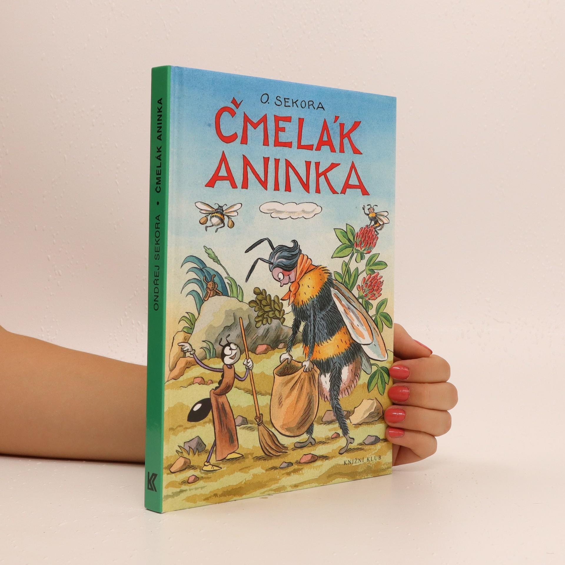 antikvární kniha Čmelák Aninka, 2012