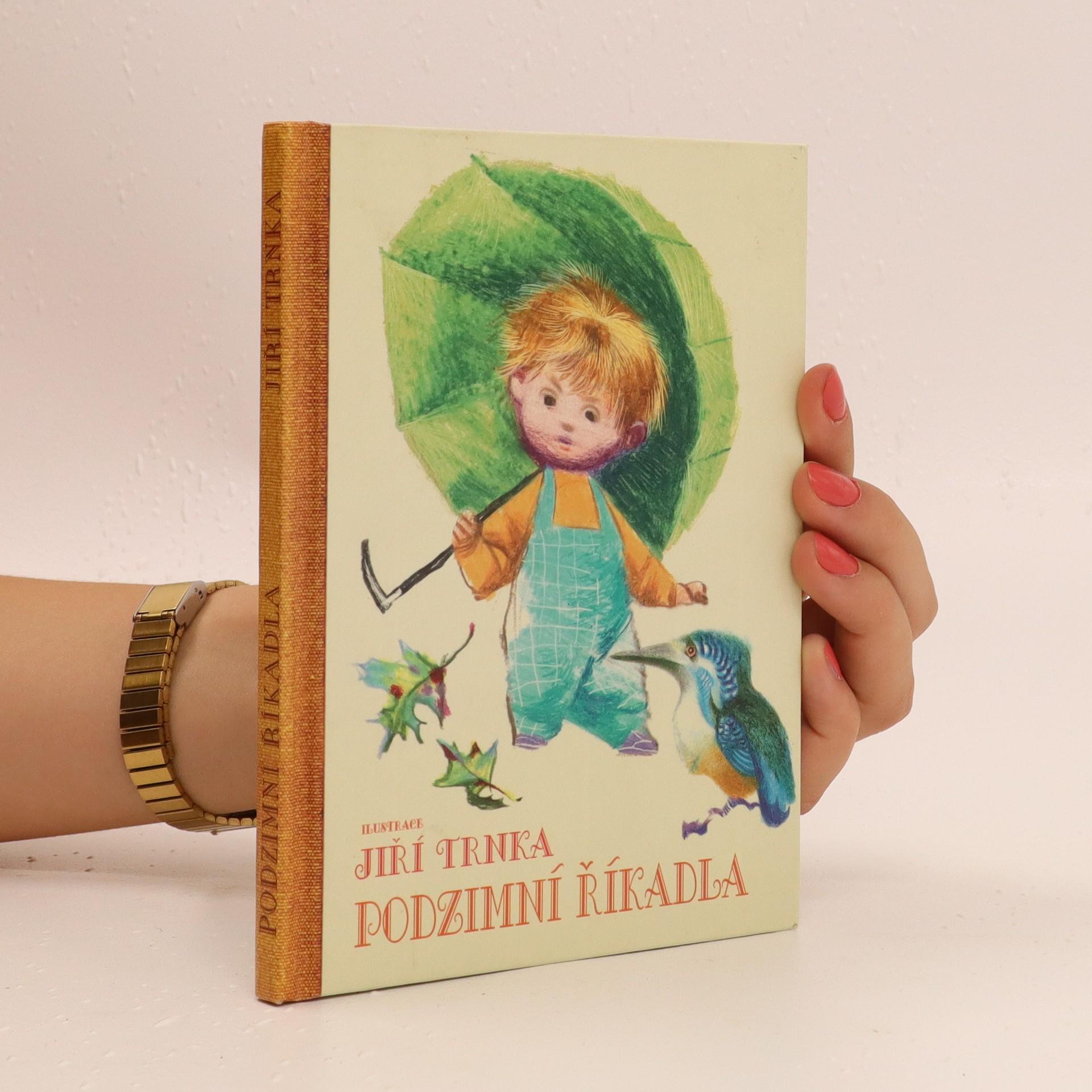antikvární kniha Podzimní říkadla, 2009