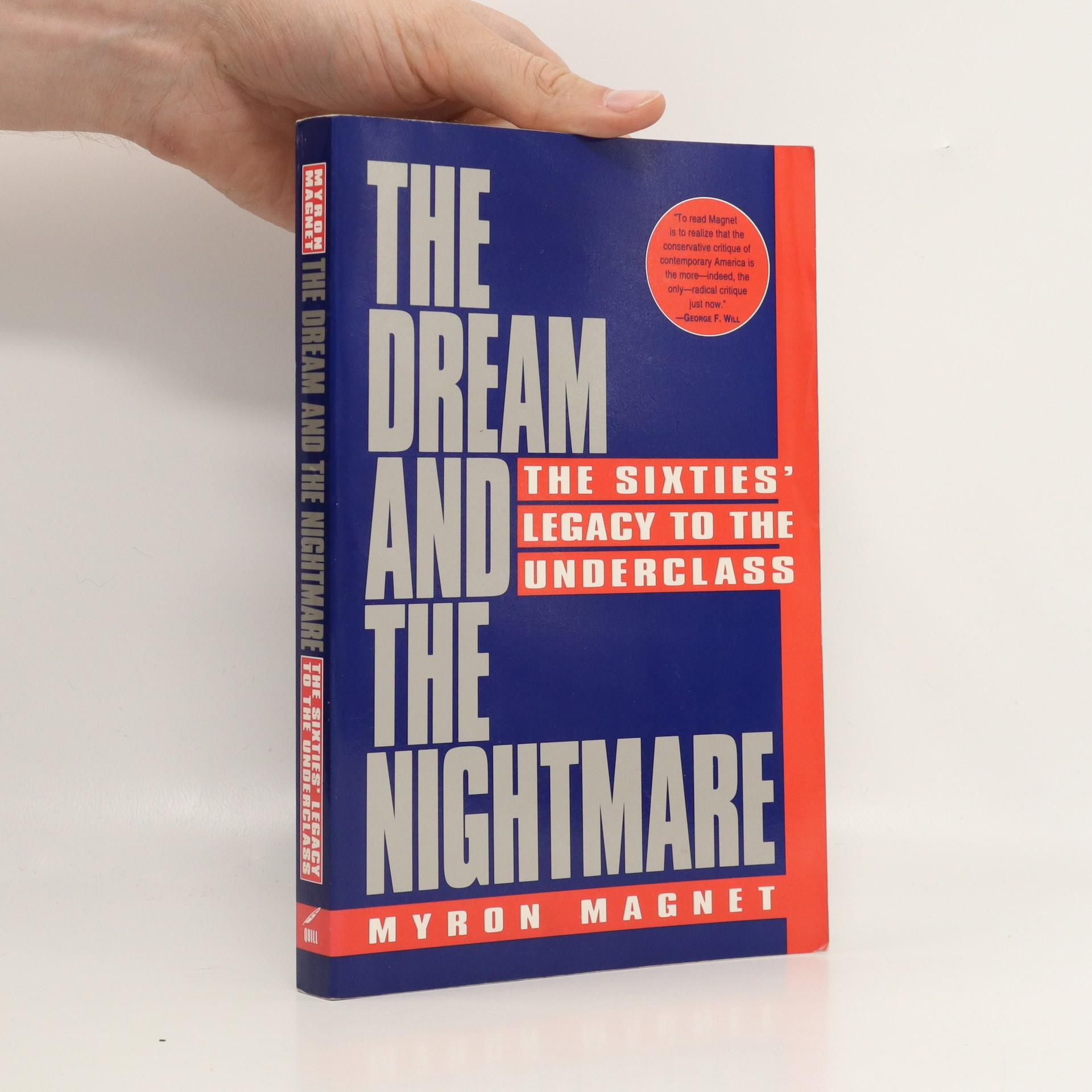 antikvární kniha The Dream and the Nightmare, 1993