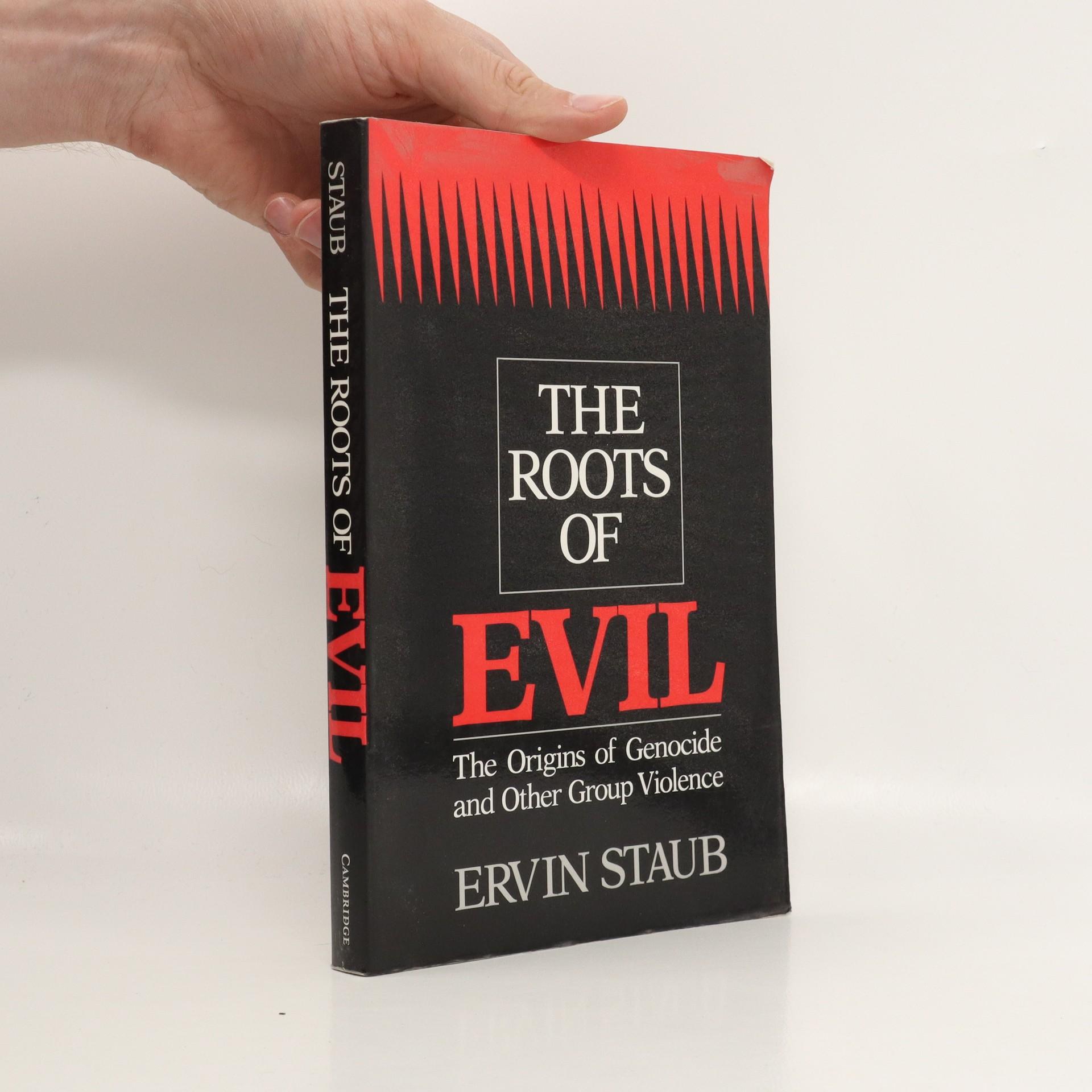 antikvární kniha The Roots of Evil, 1989
