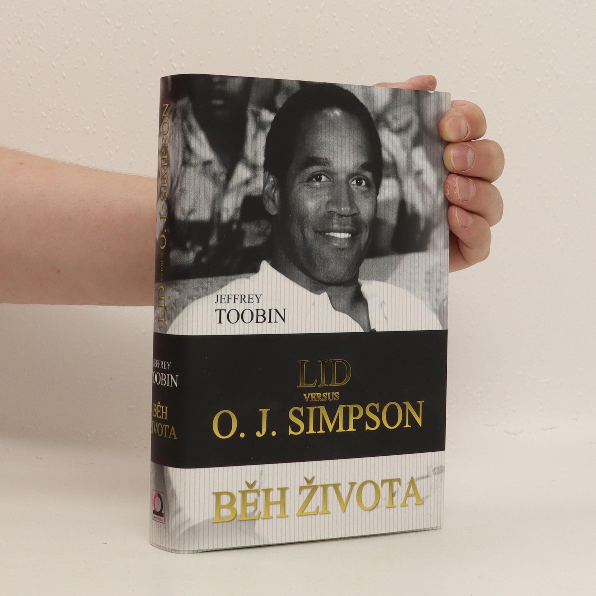 antikvární kniha Běh života : lid versus O.J. Simpson, 2017