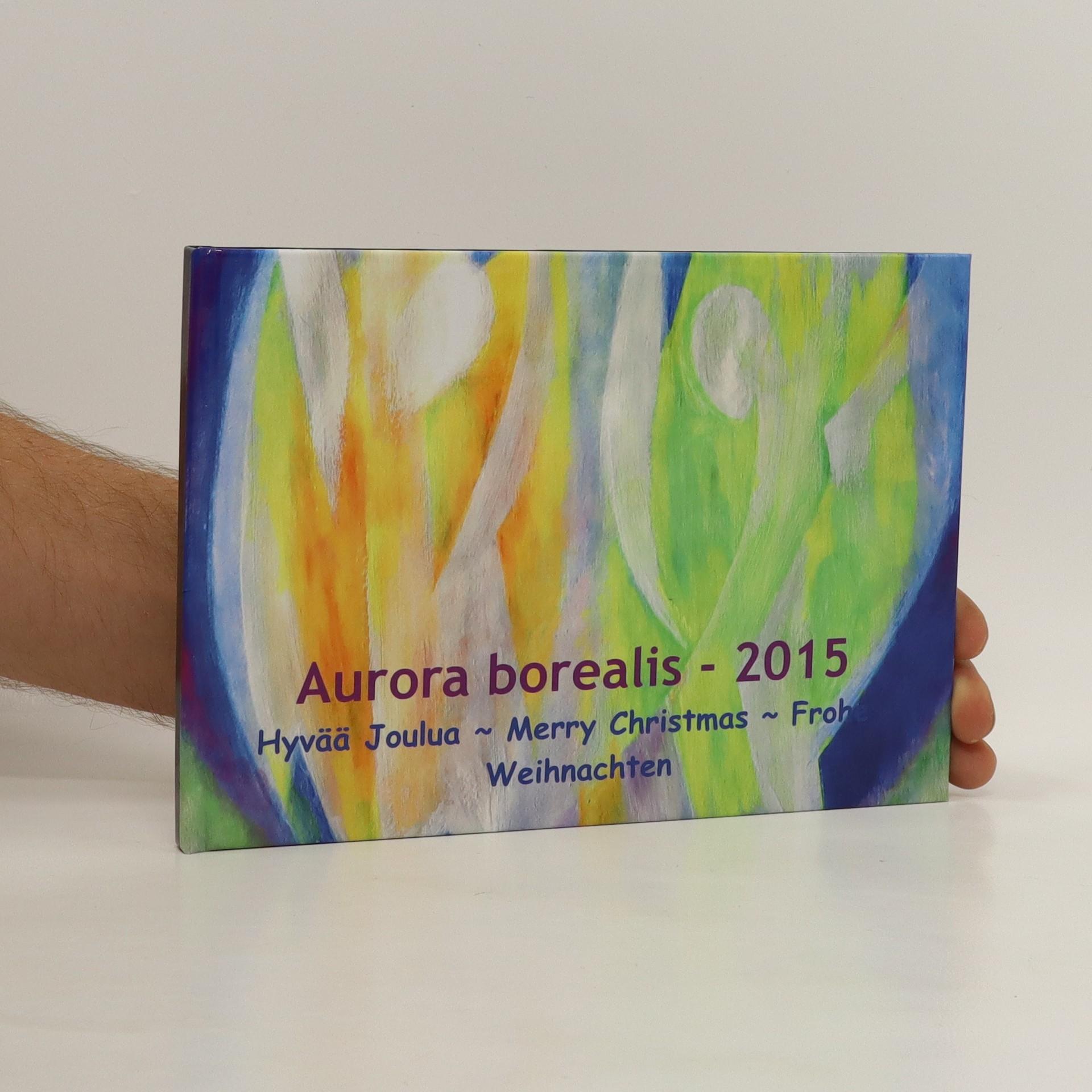 antikvární kniha Aurora borealis, 2015