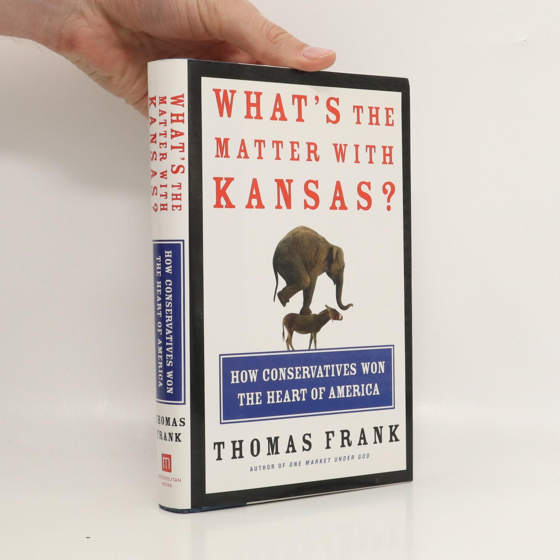 antikvární kniha What's the Matter with Kansas?, 2004