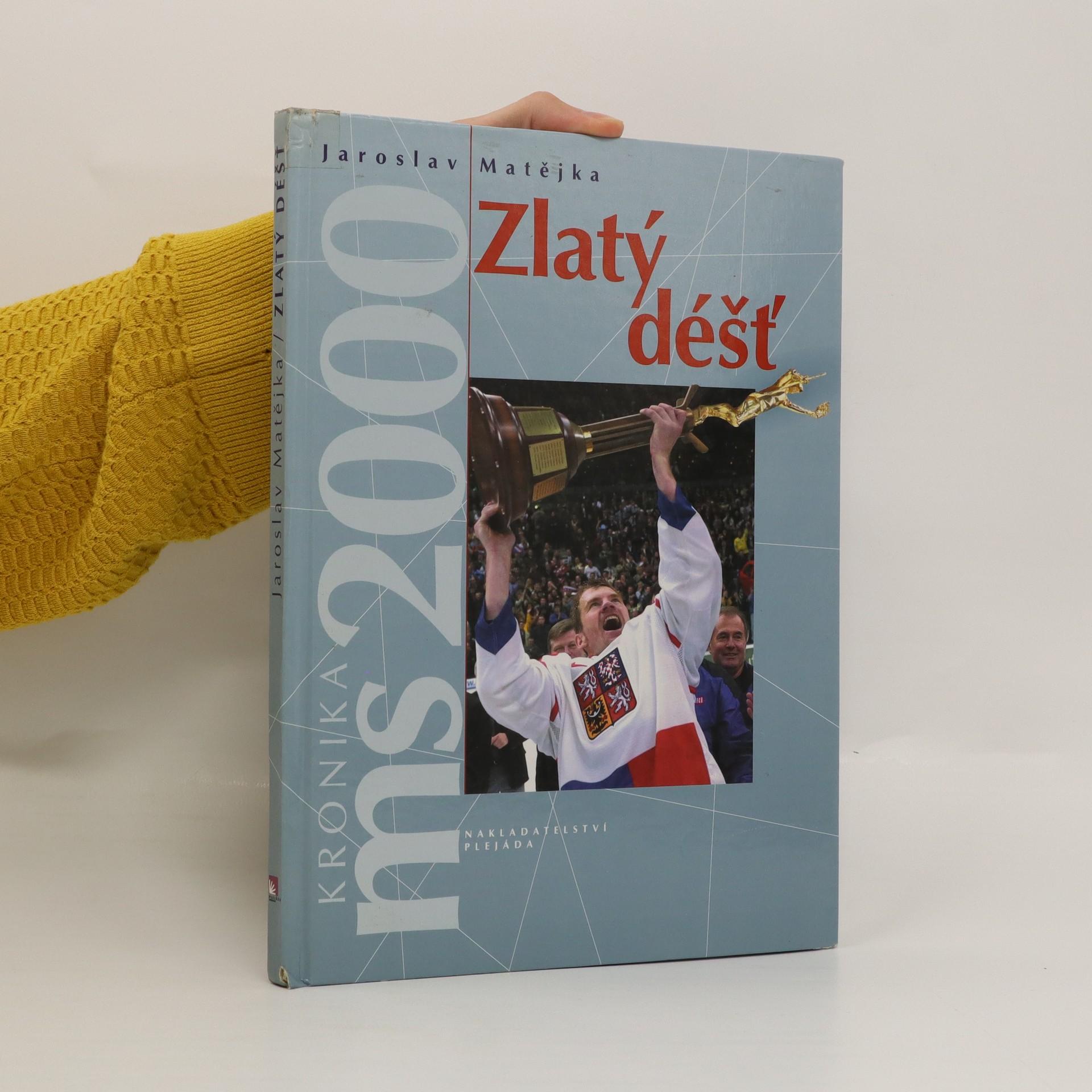 antikvární kniha Zlatý déšť : kronika MS 2000, 2000