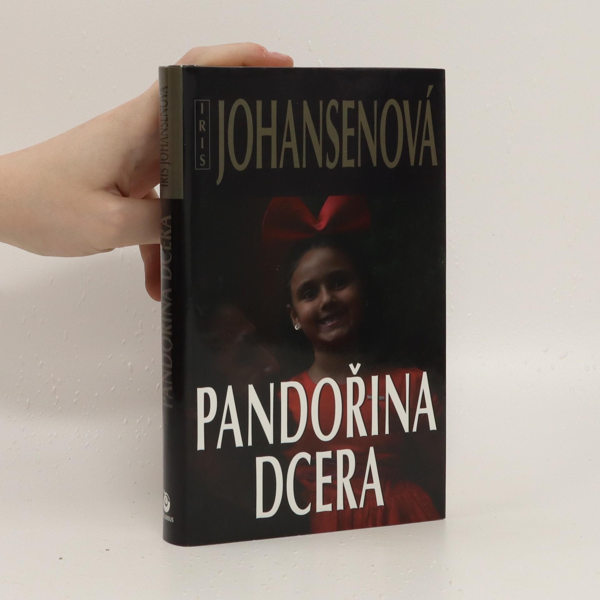 antikvární kniha Pandořina dcera, 2009