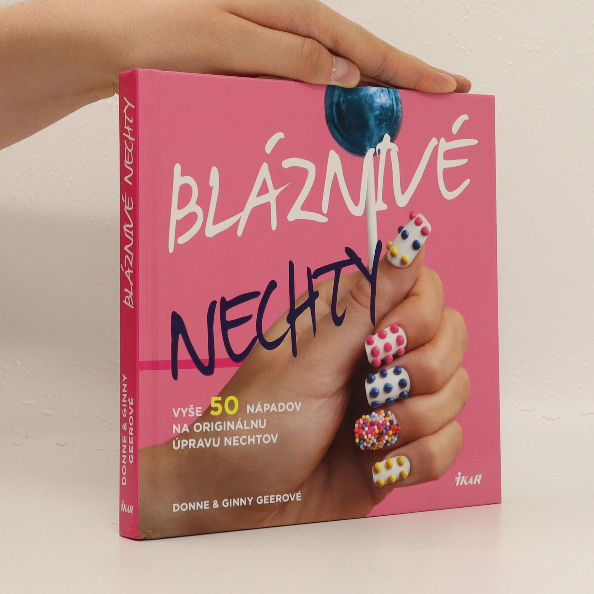 antikvární kniha Bláznivé nechty (slovensky), 2013