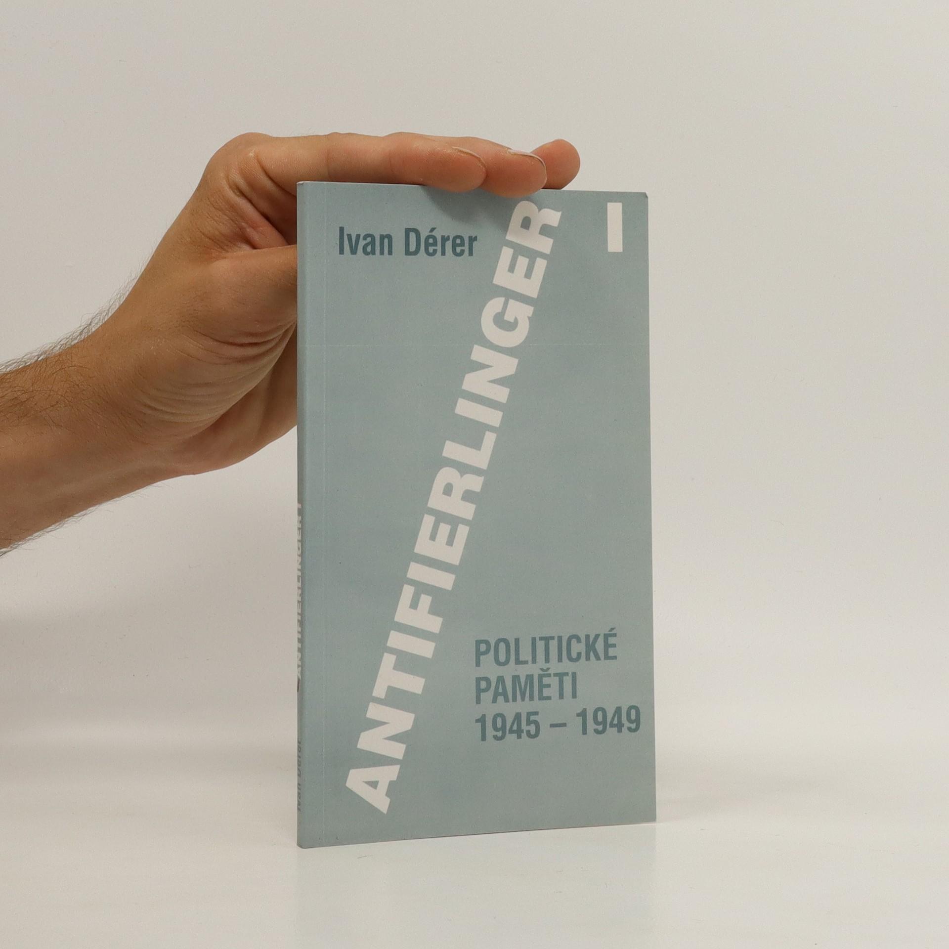 antikvární kniha Antifierlinger I., 1993