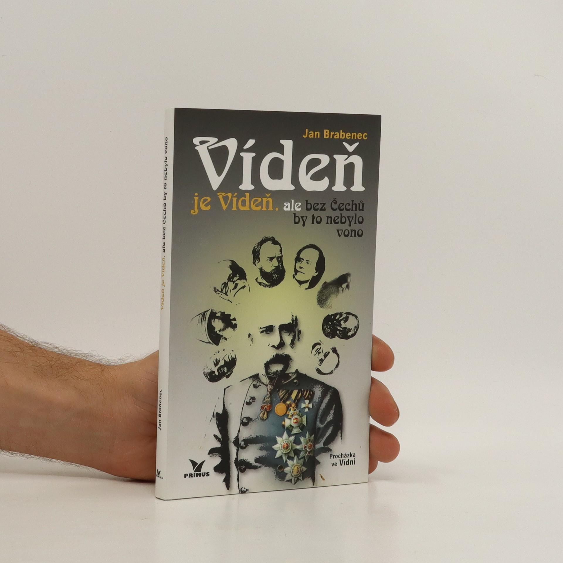 antikvární kniha Vídeň je Vídeň, ale bez Čechů by to nebylo vono, 2012
