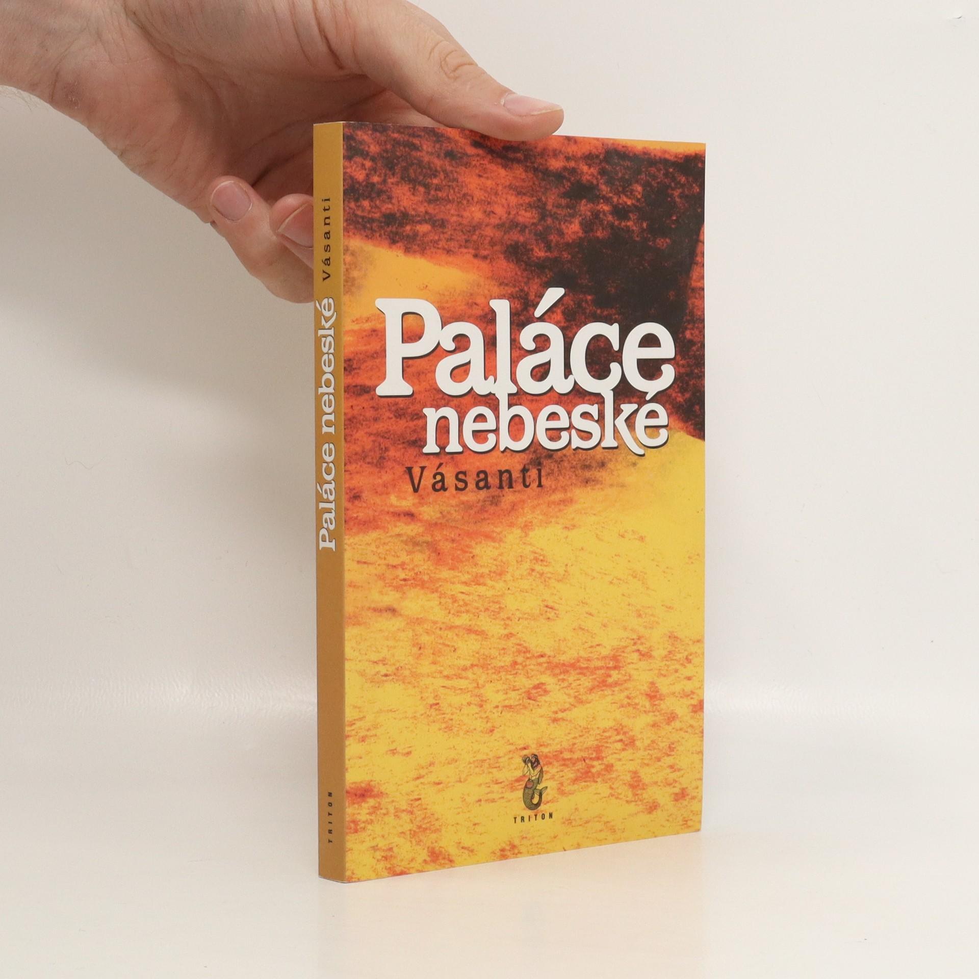antikvární kniha Paláce nebeské, 2000