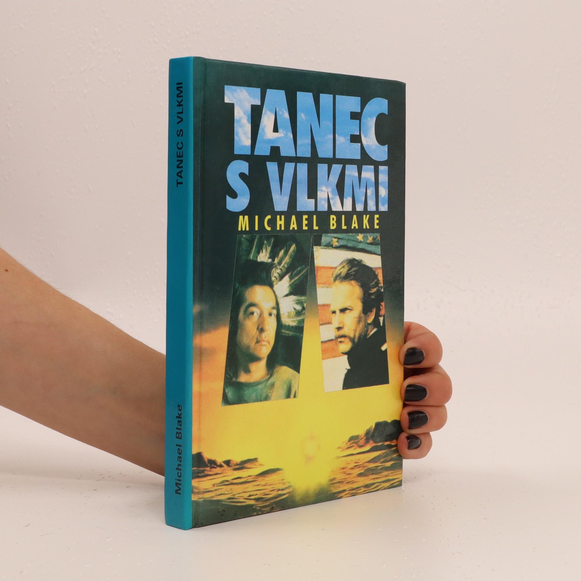 antikvární kniha Tanec s vlkmi, 1992