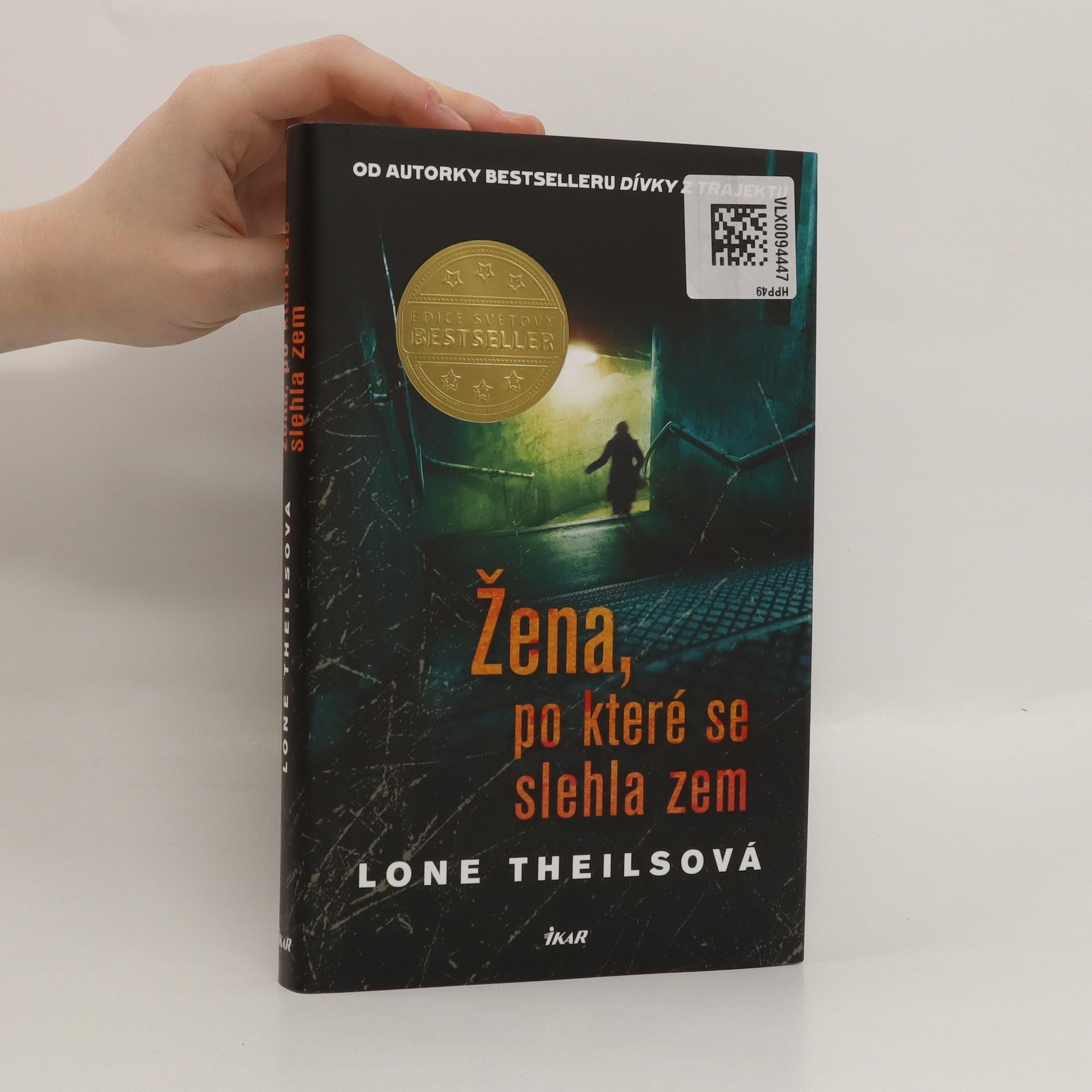 antikvární kniha Žena, po které se slehla zem, 2018