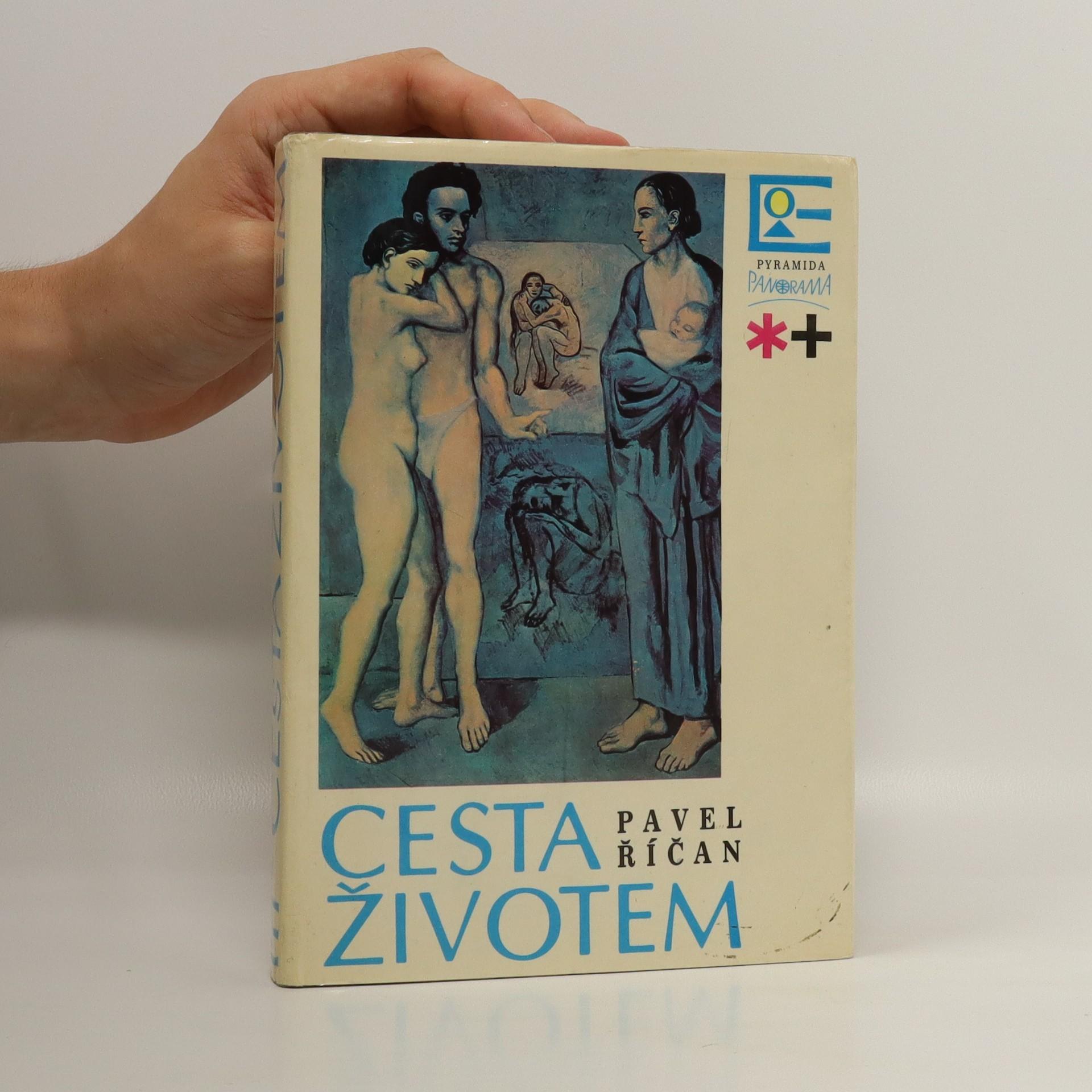 antikvární kniha Cesta životem, 1990