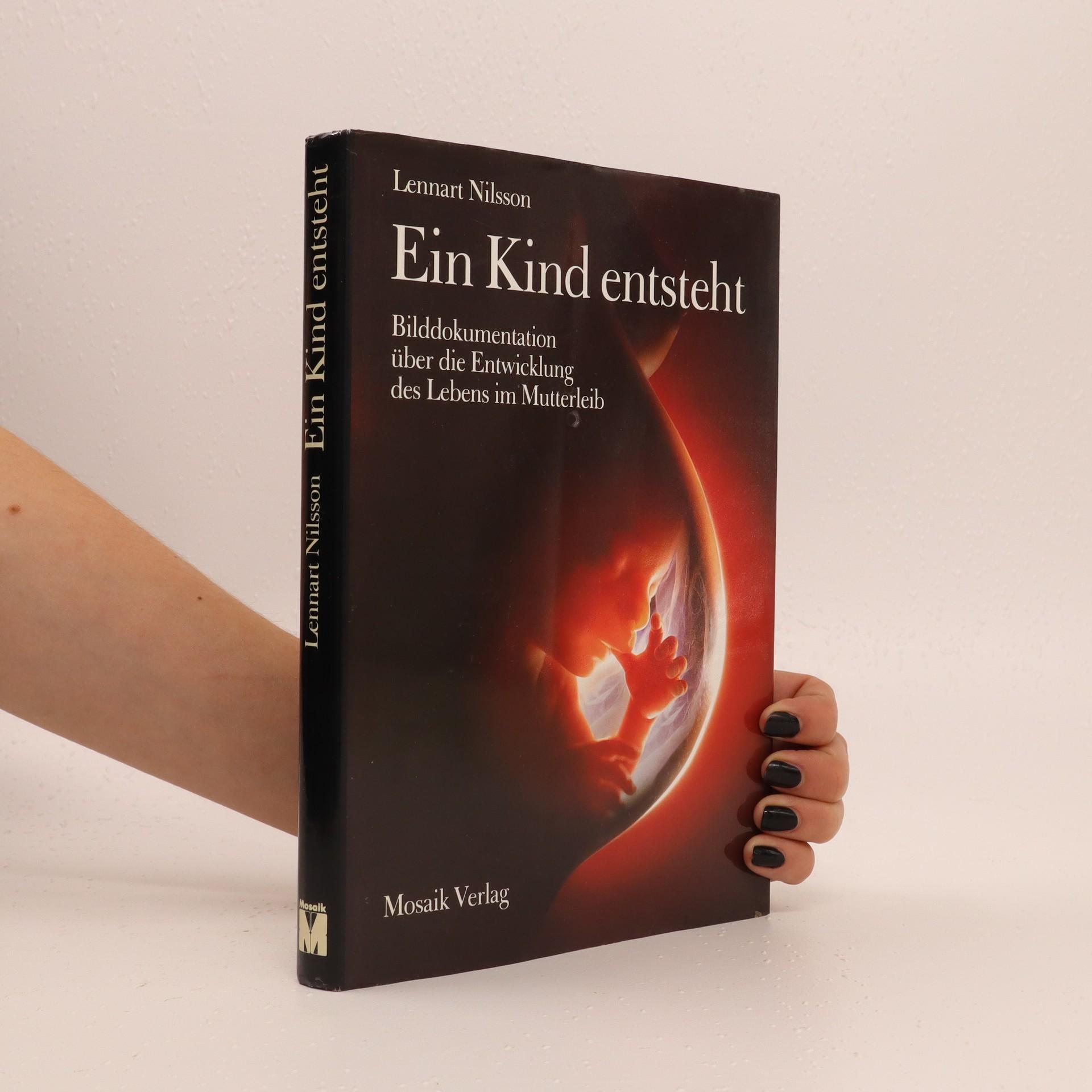 antikvární kniha Ein Kind entsteht, 1994