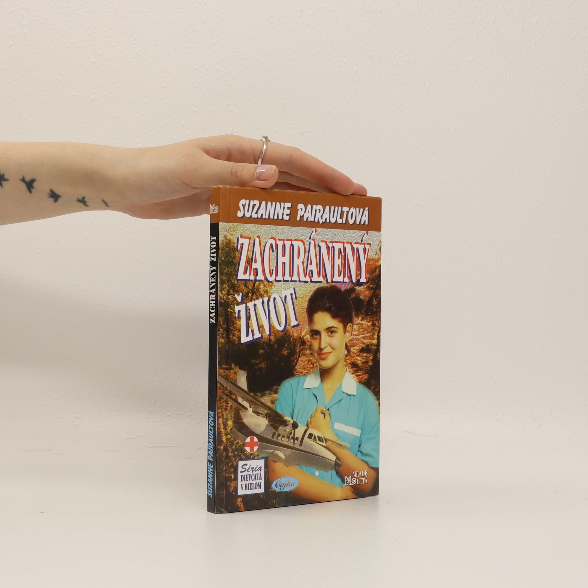 antikvární kniha Zachránený život, 1995