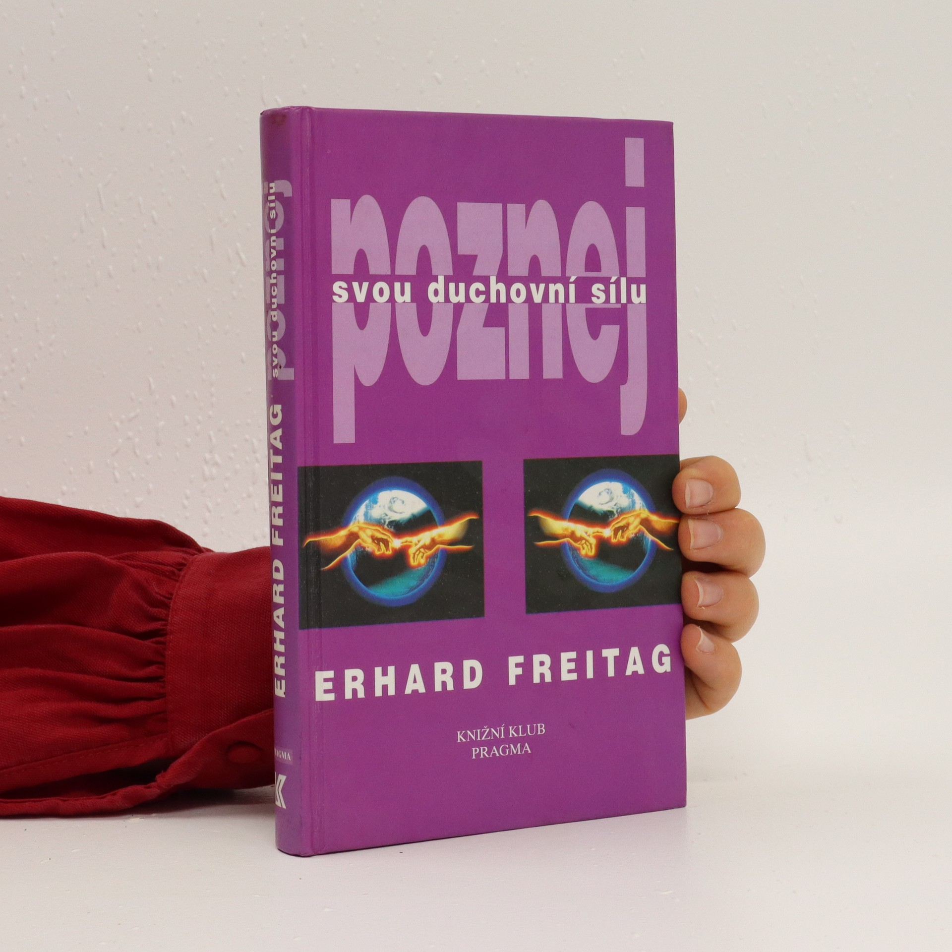 antikvární kniha Poznej svou duchovní sílu, 1996