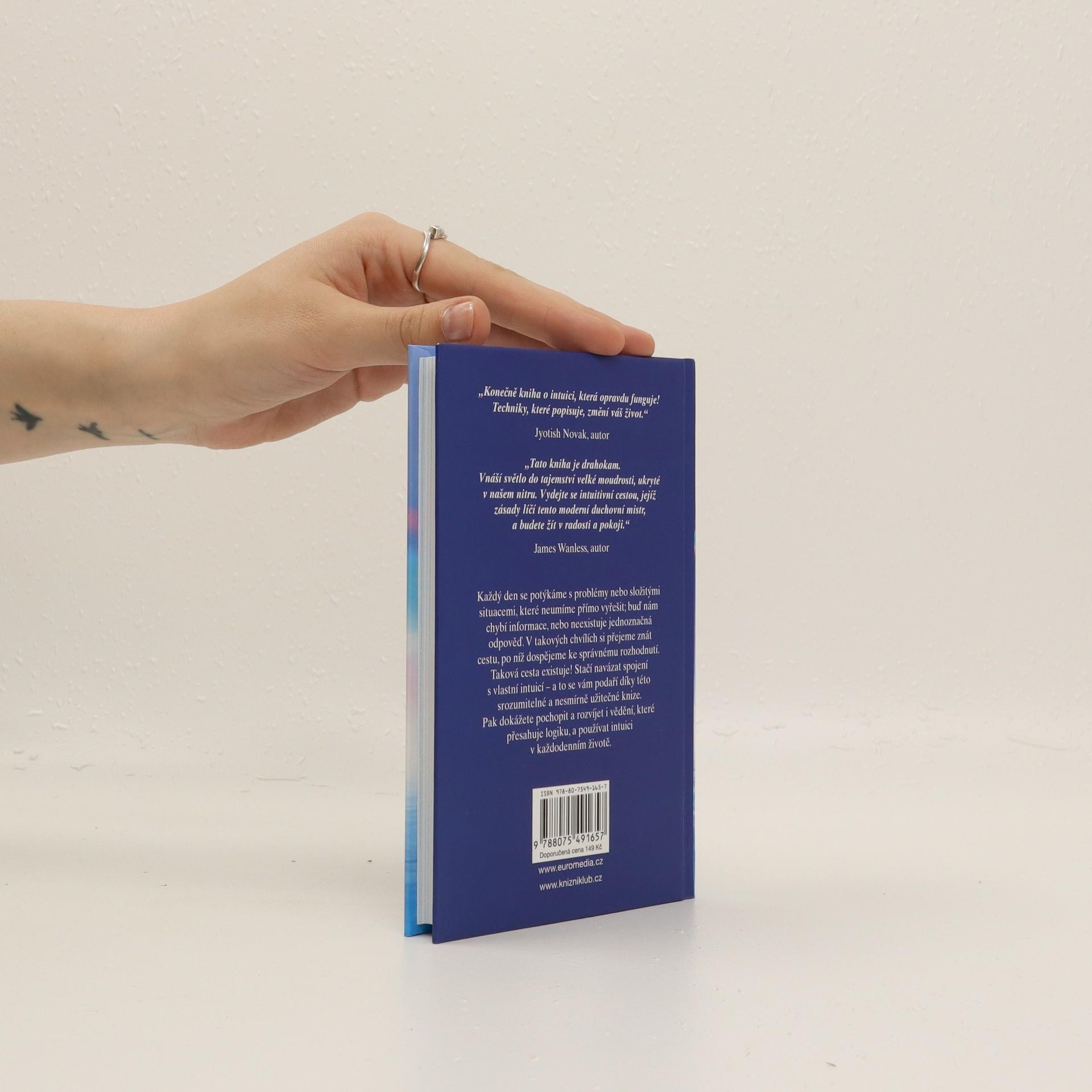 antikvární kniha Intuice. Jak získat vyšší poznání, 2017