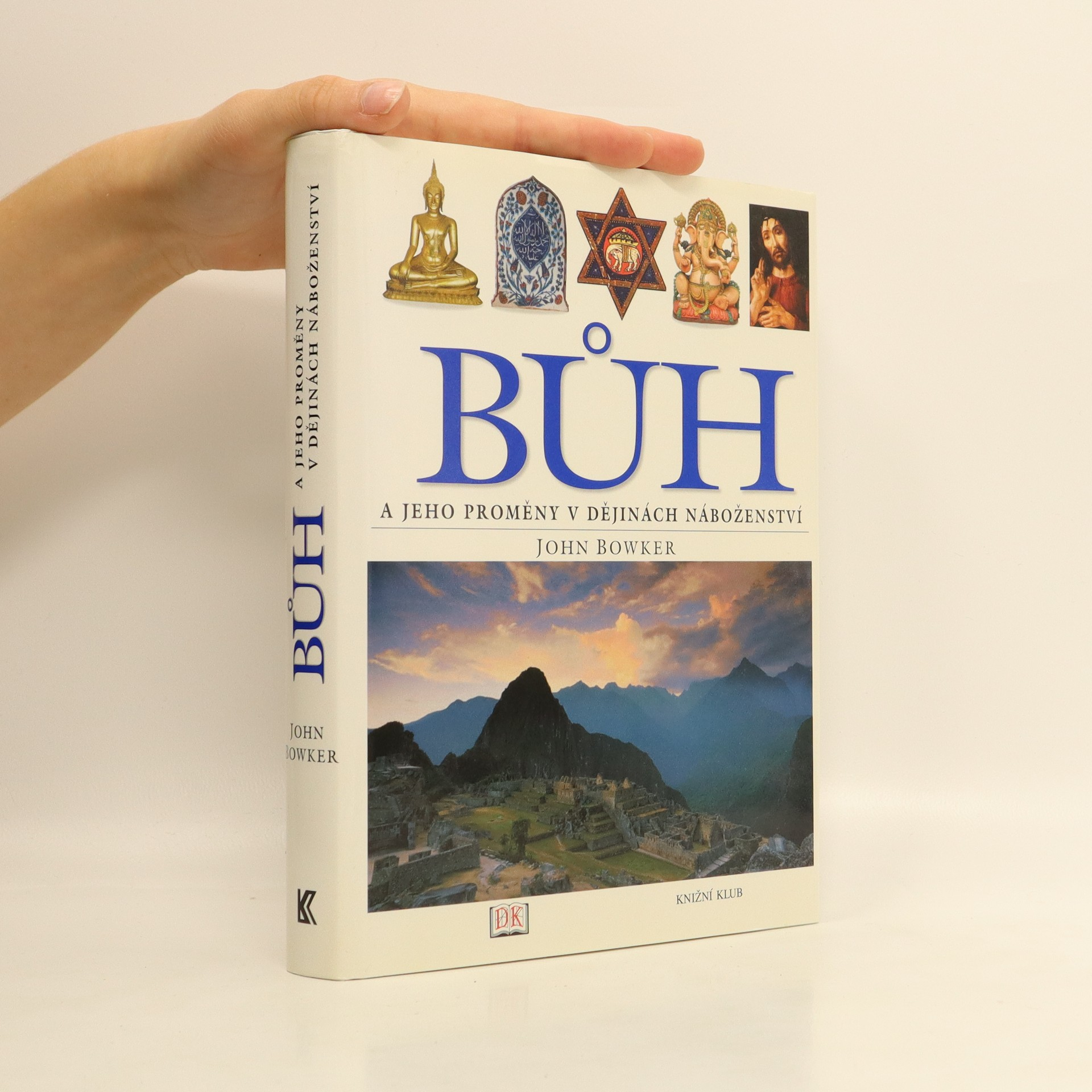 antikvární kniha Bůh a jeho proměny v dějinách náboženství, 2004