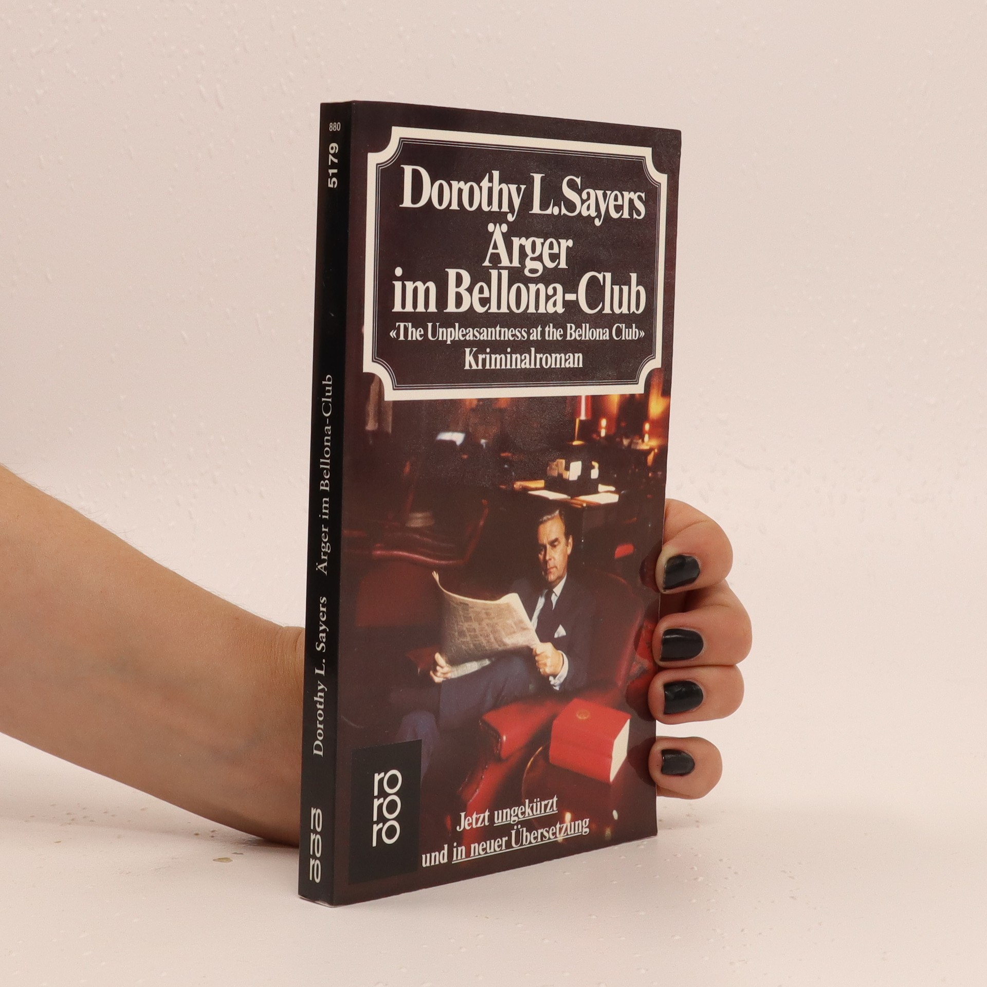 antikvární kniha Ärger im Bellona - Club, 1991