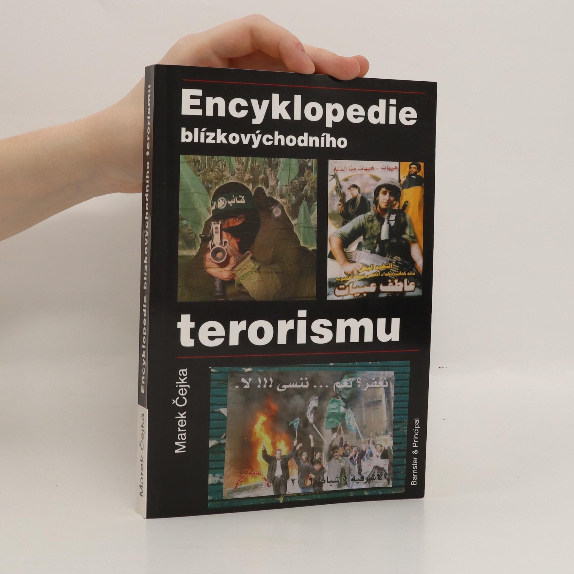 antikvární kniha Encyklopedie blízkovýchodního terorismu, 2007