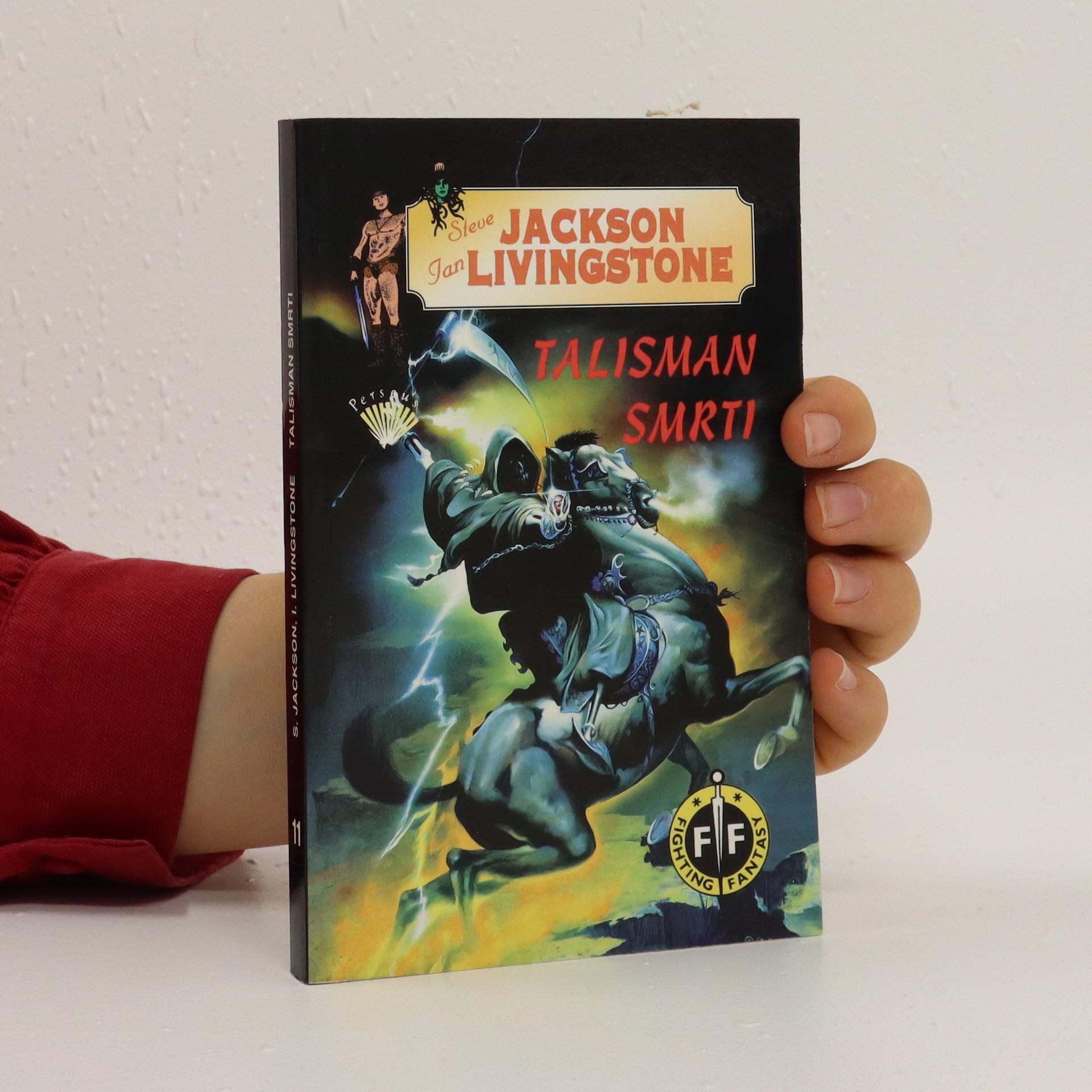 antikvární kniha Talisman smrti, 1999
