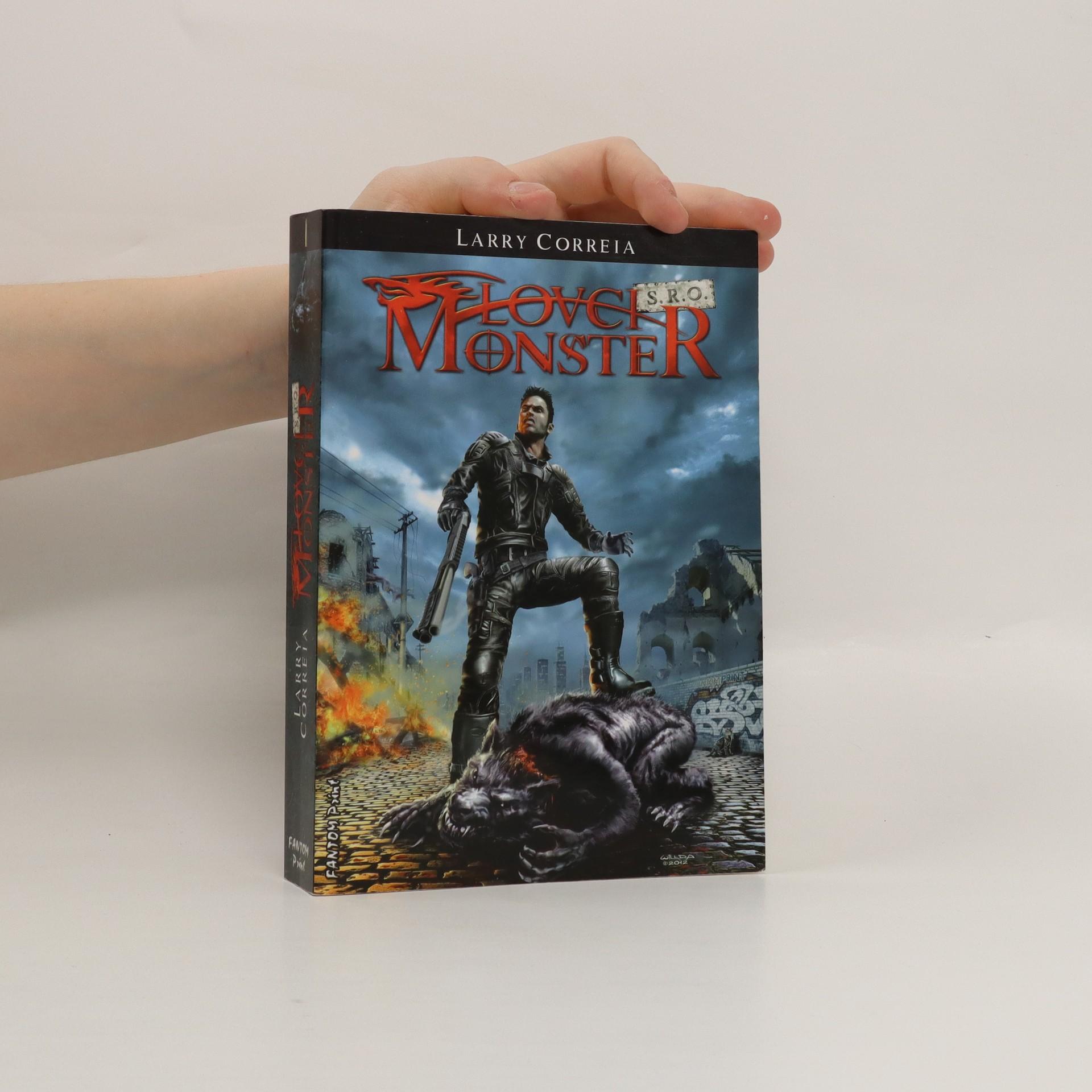 antikvární kniha Lovci monster 1. díl : Lovci monster s.r.o., 2012