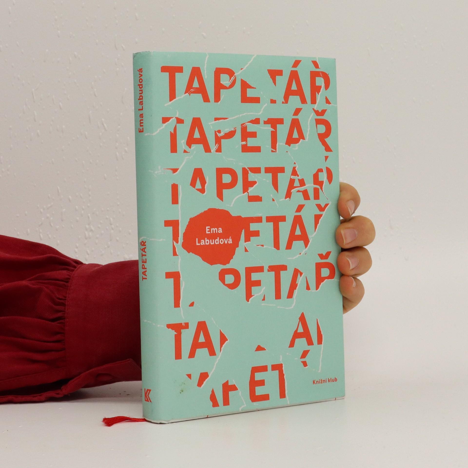 antikvární kniha Tapetář, 2019
