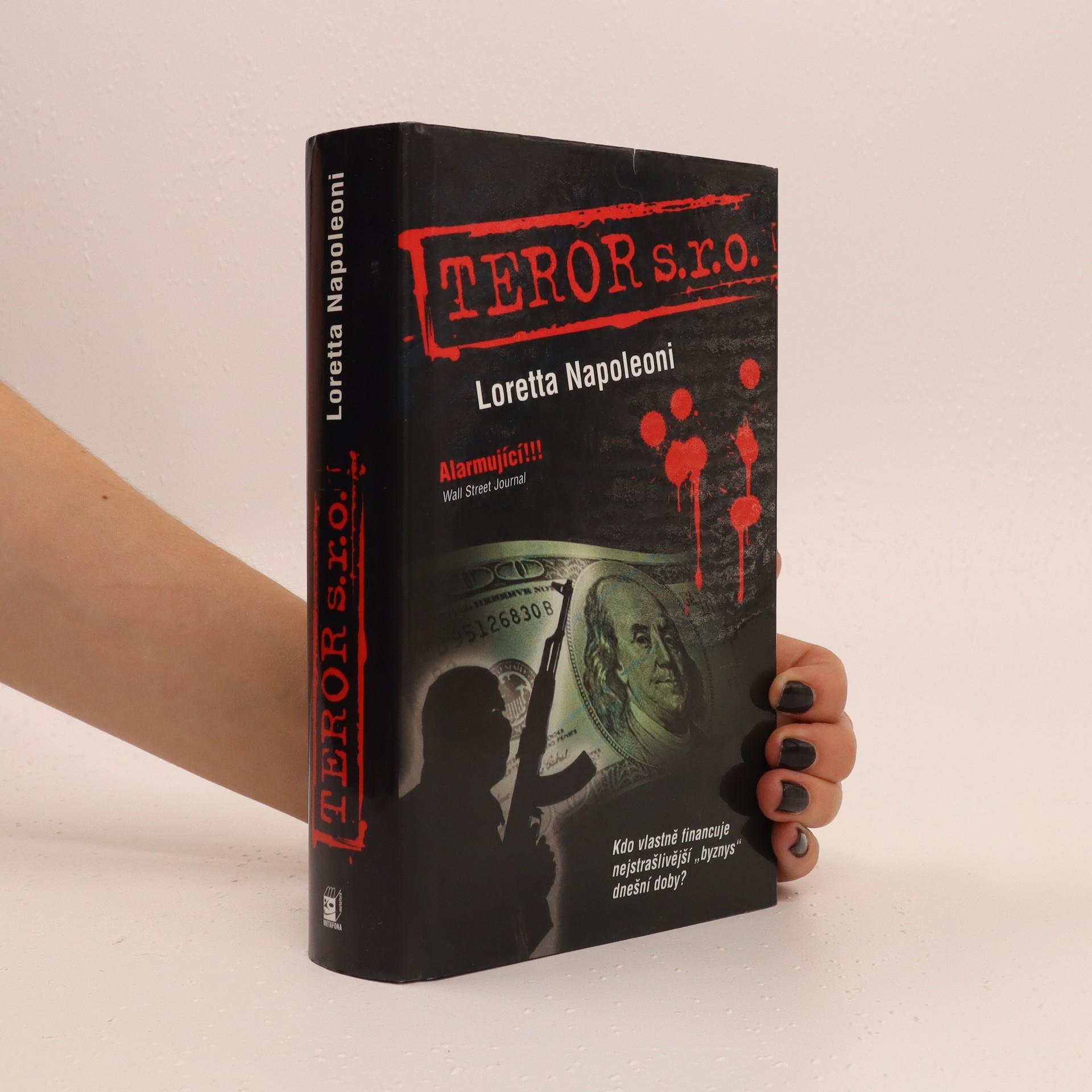 antikvární kniha Teror s.r.o. : po stopách finančních zdrojů teroristických sítí, 2007