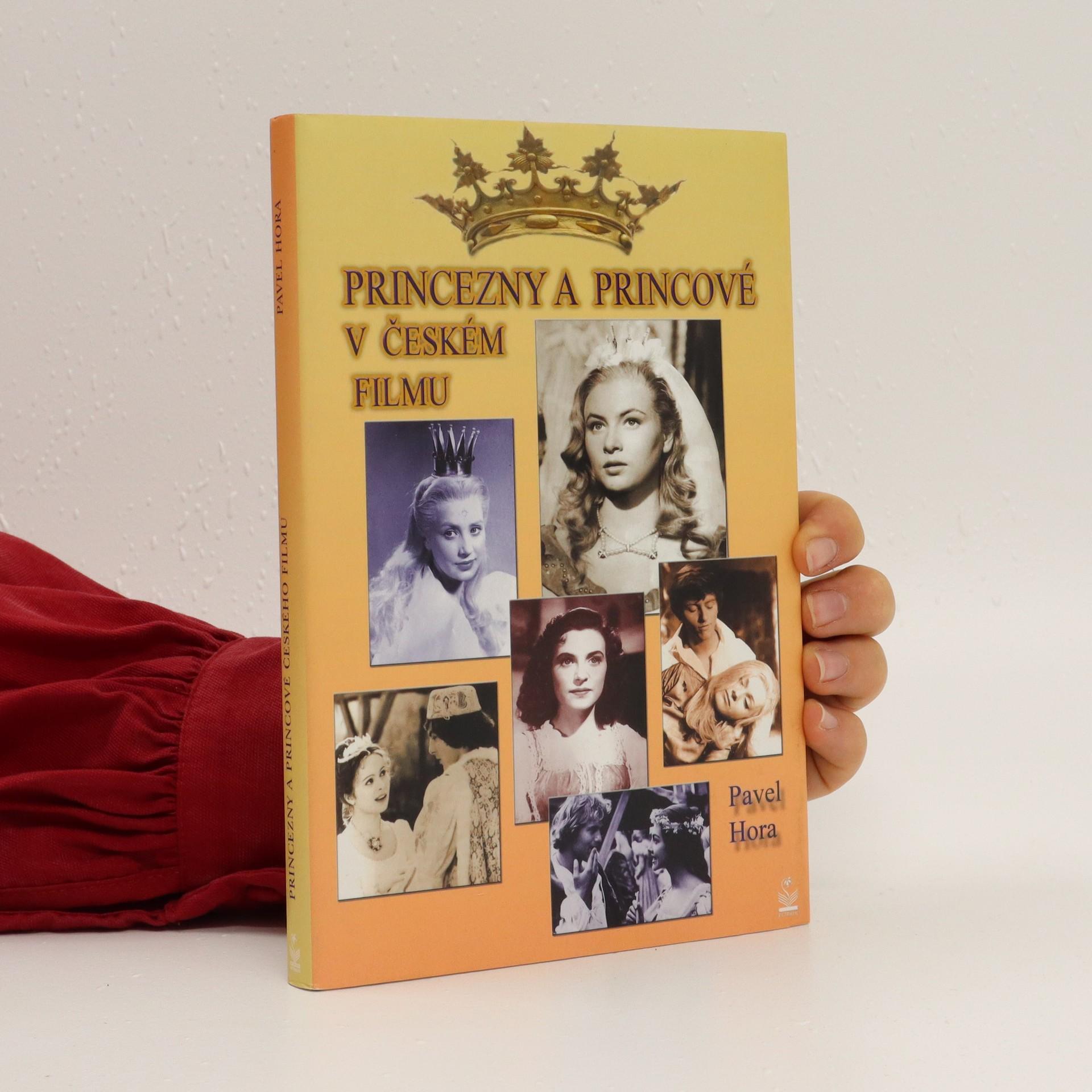antikvární kniha Princezny a princové v českém filmu, 2006