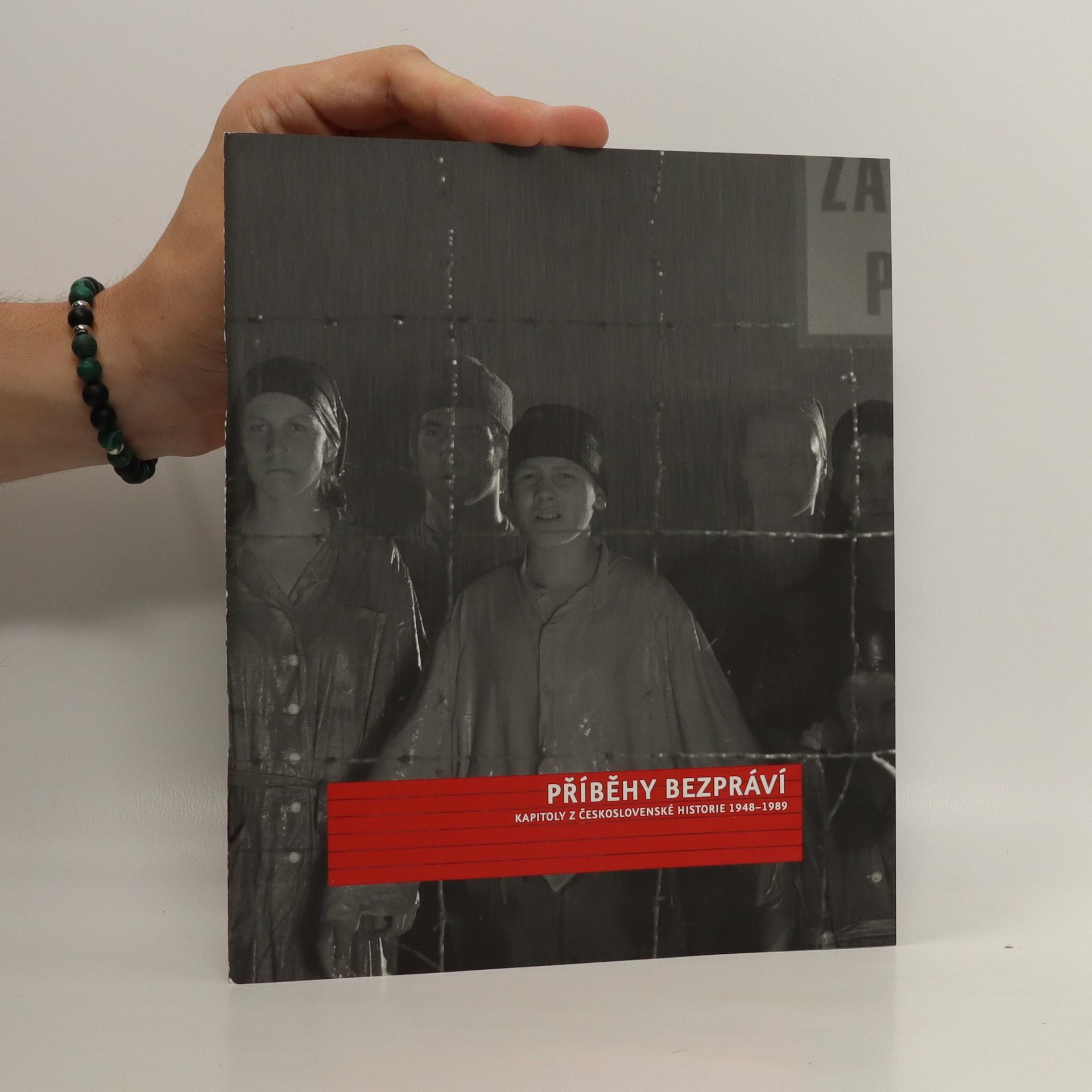 antikvární kniha Příběhy bezpráví : Kapitoly z československé historie 1948-1989, 2008