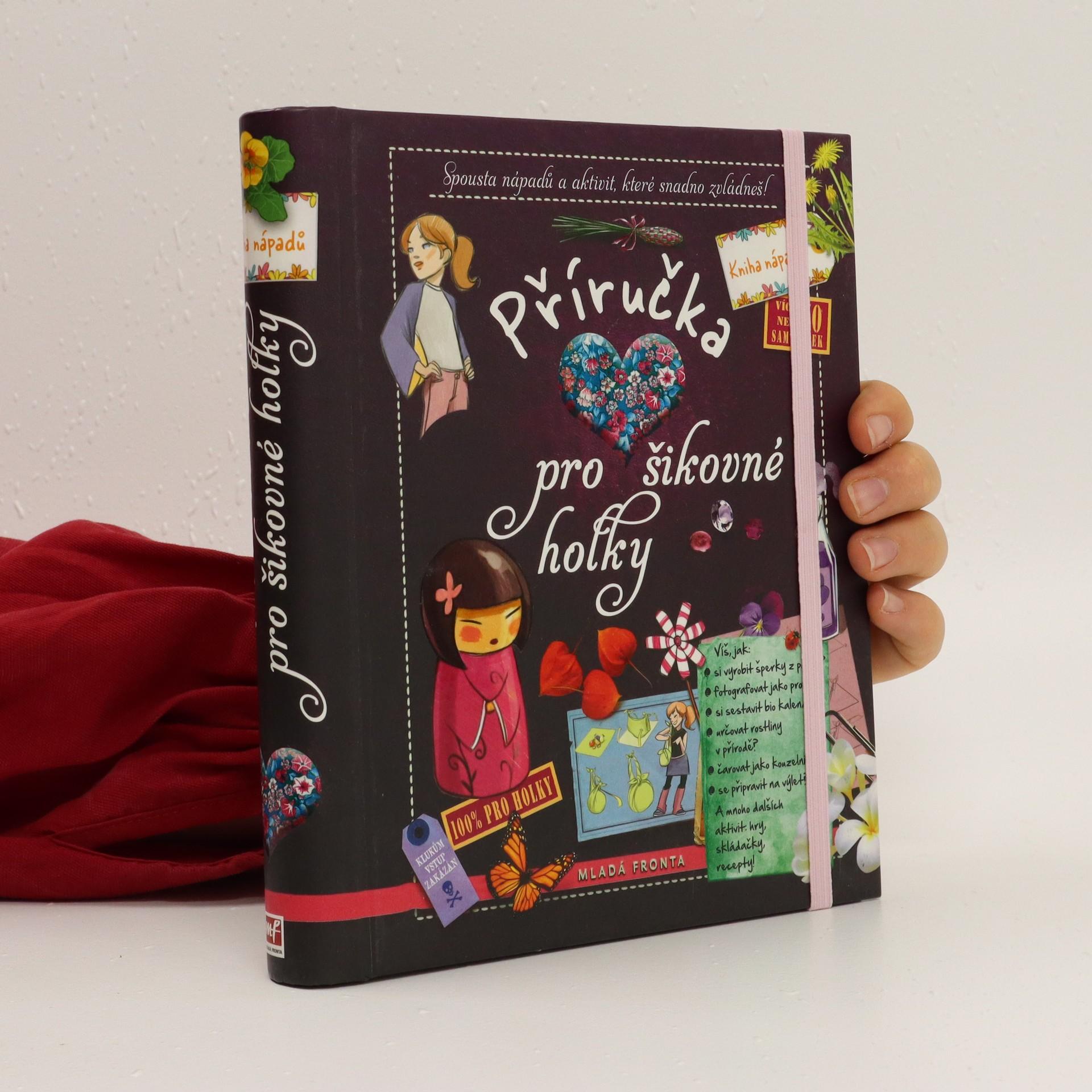 antikvární kniha Příručka pro šikovné holky, 2015