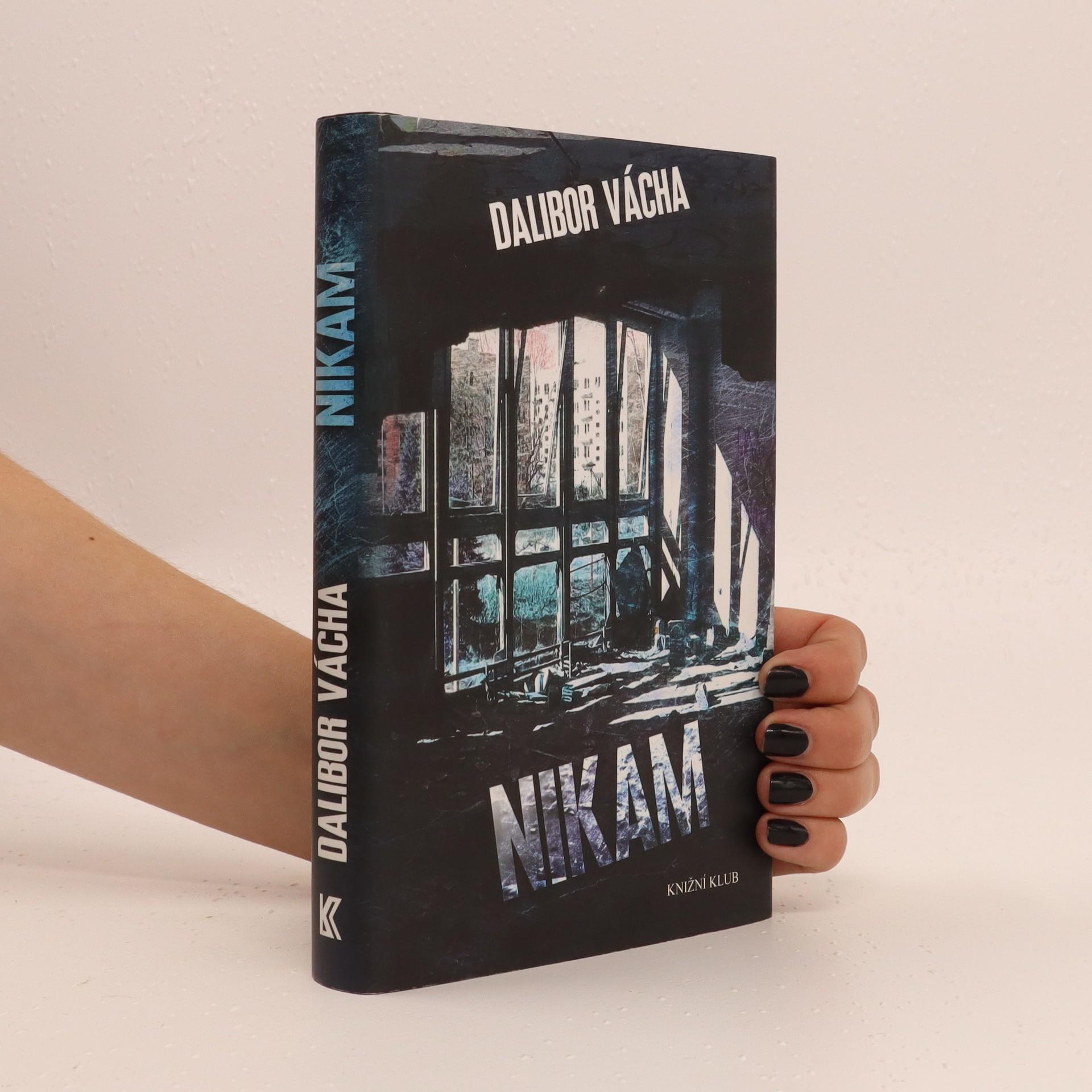 antikvární kniha Nikam, 2016