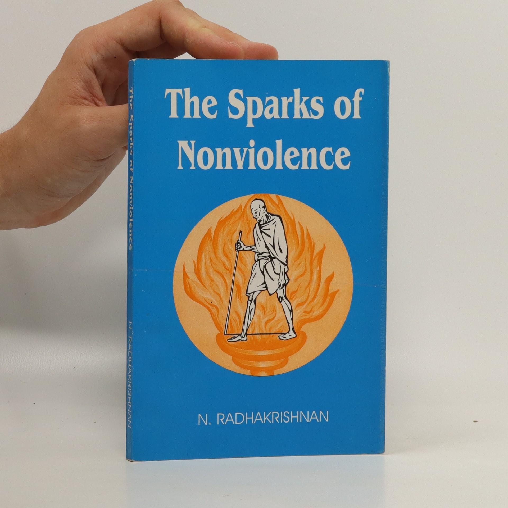 antikvární kniha The Sparks of Nonviolence, neuveden