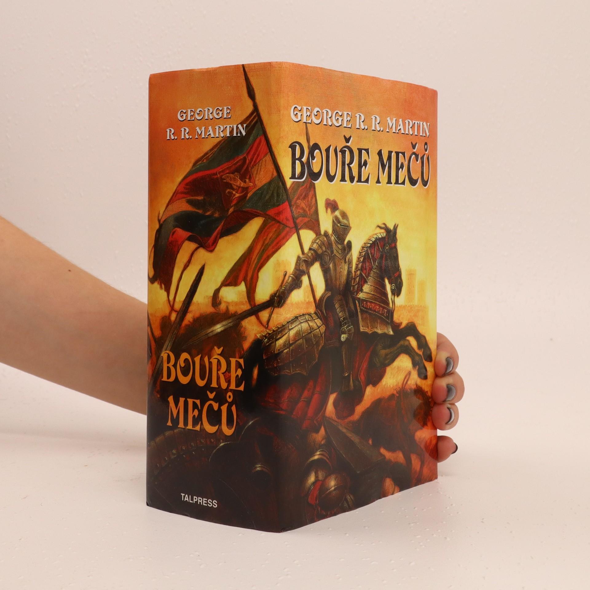 antikvární kniha Bouře mečů. Píseň ledu a ohně. 3. díl, 2011